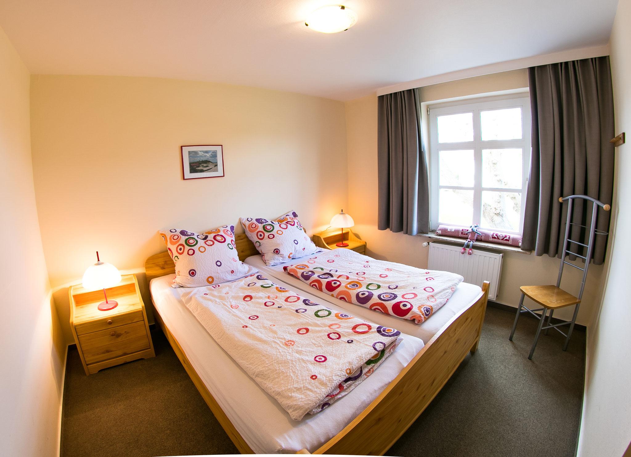 Schlafzimmer FeWo Nr.5