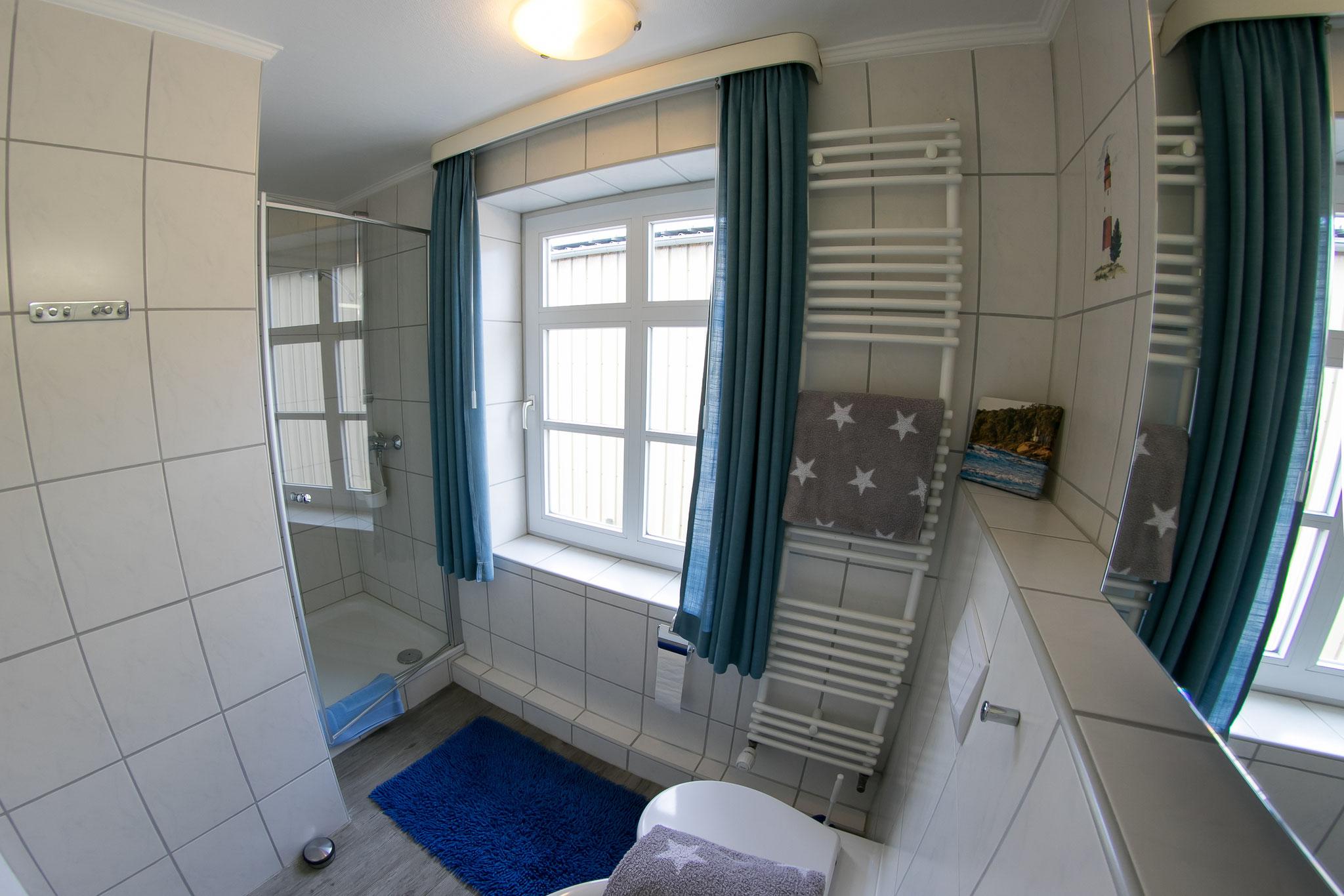 Badezimmer Wohnung Nr. 5