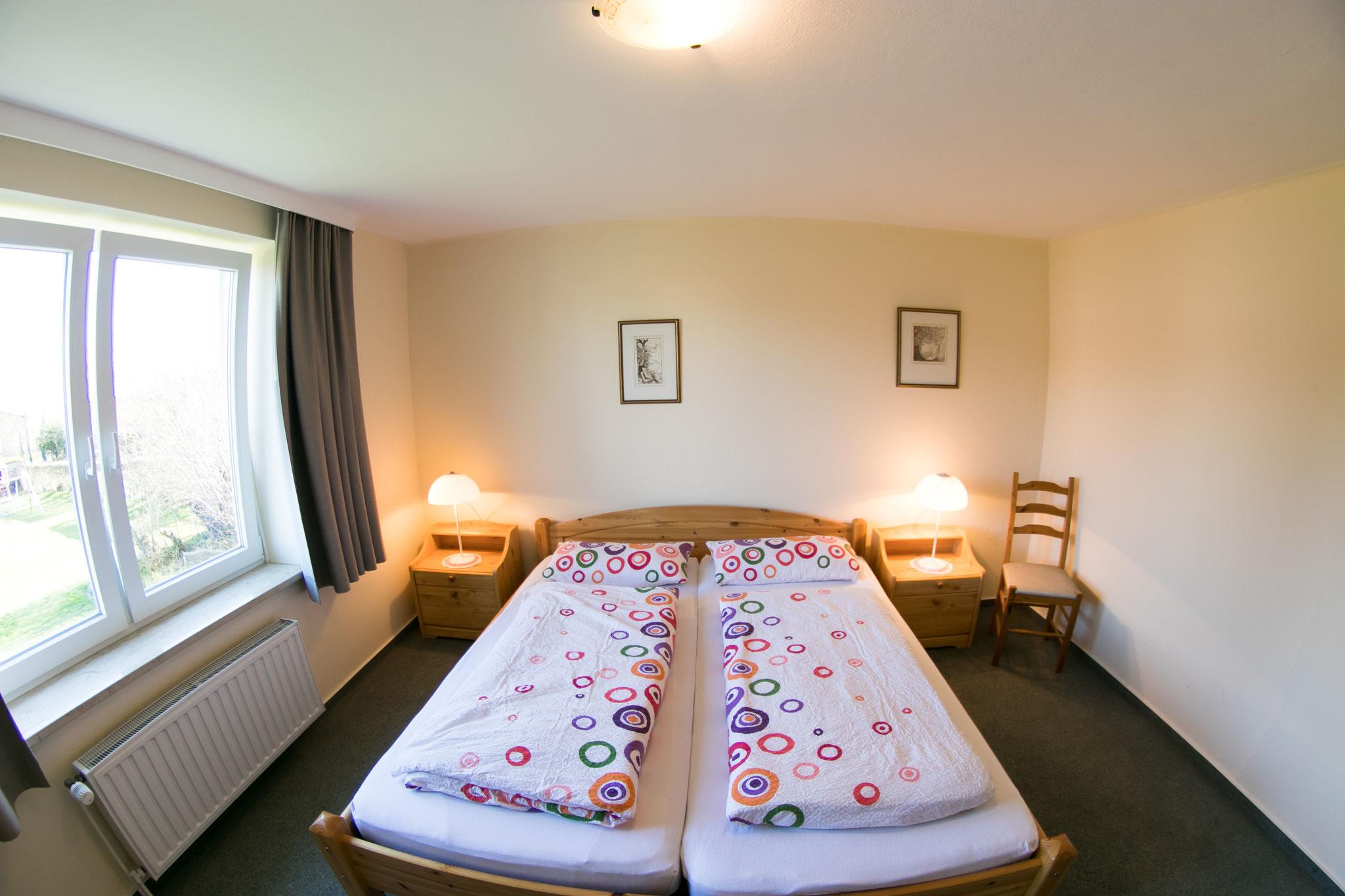 Schlafzimmer Wohnung Nr. 6