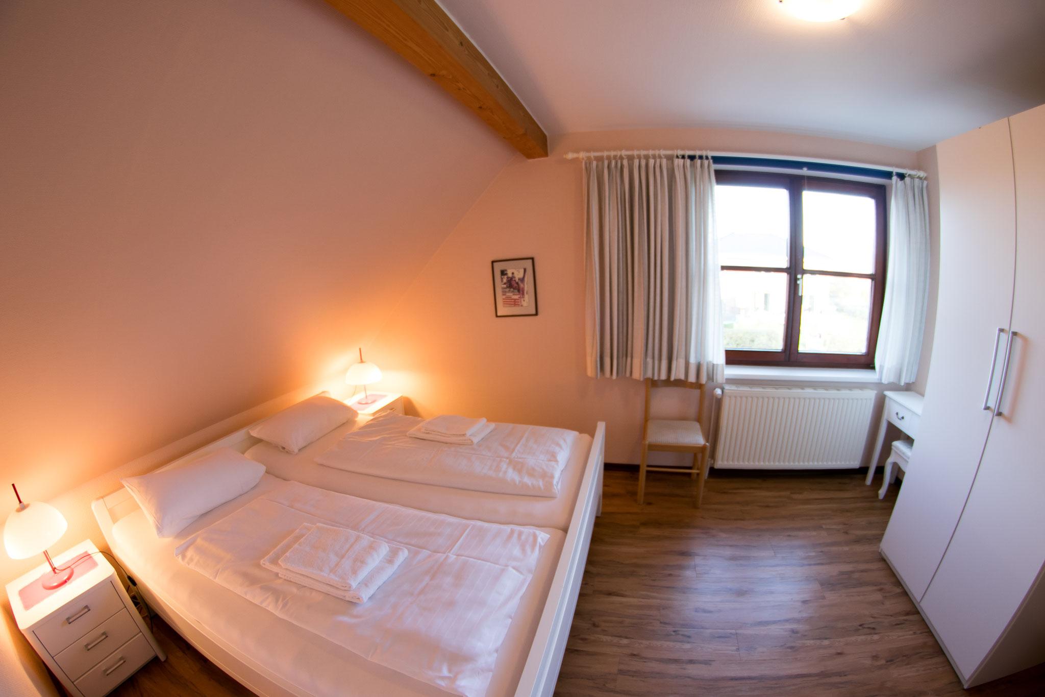 Schlafzimmer Wohnung Nr. 2