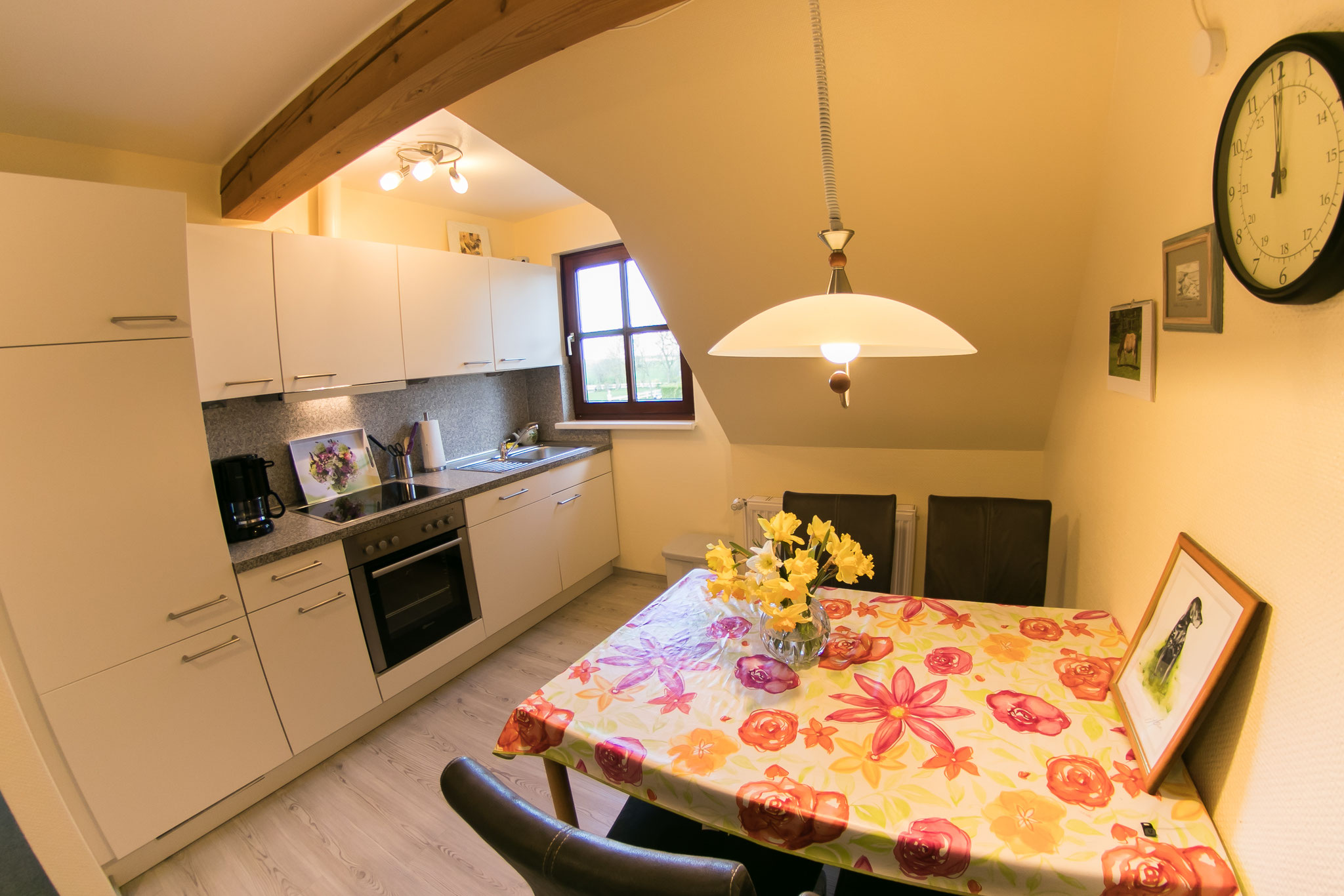 Küche Wohnung Nr. 4