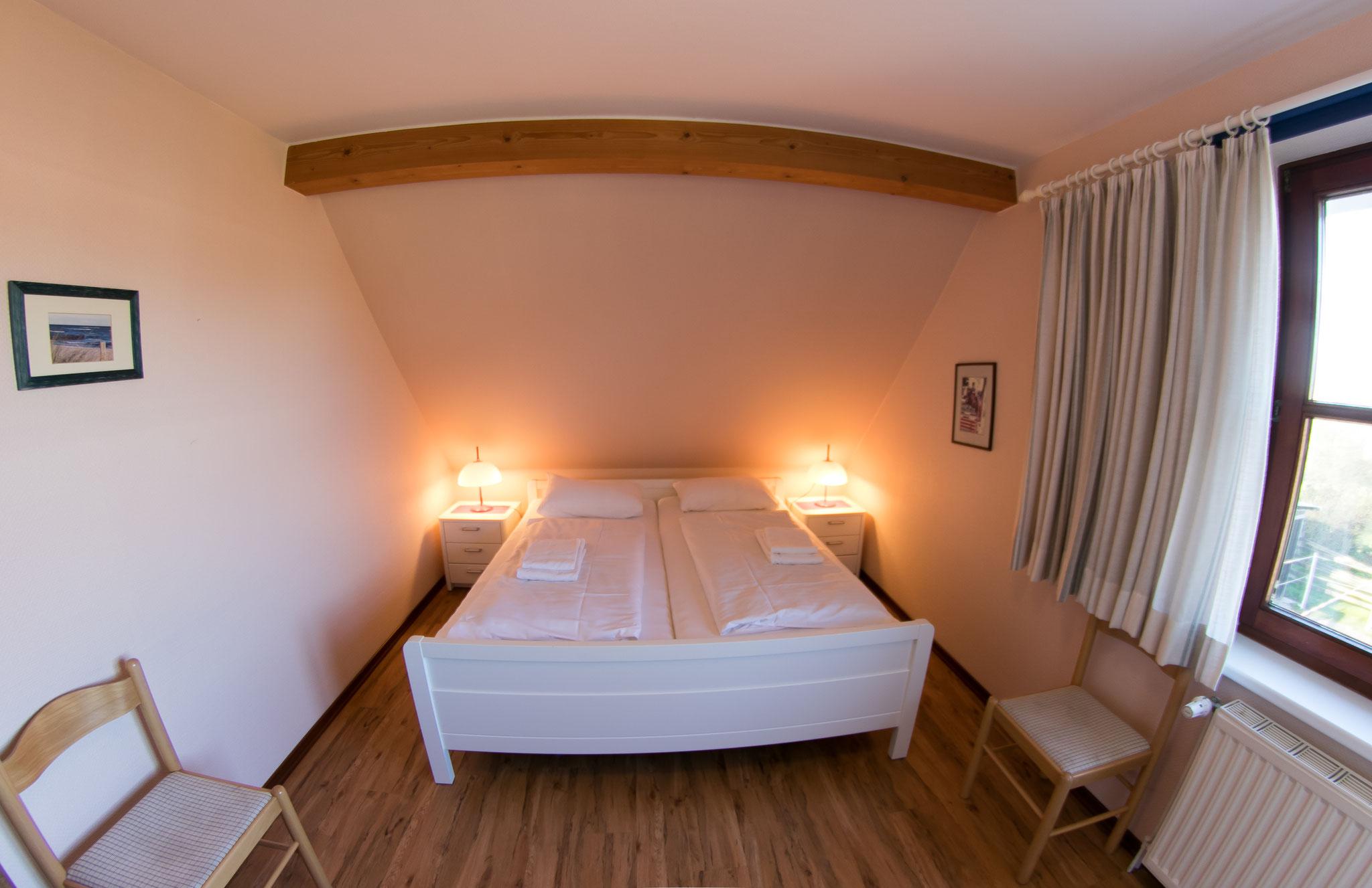 Schlafzimmer FeWo Nr. 2