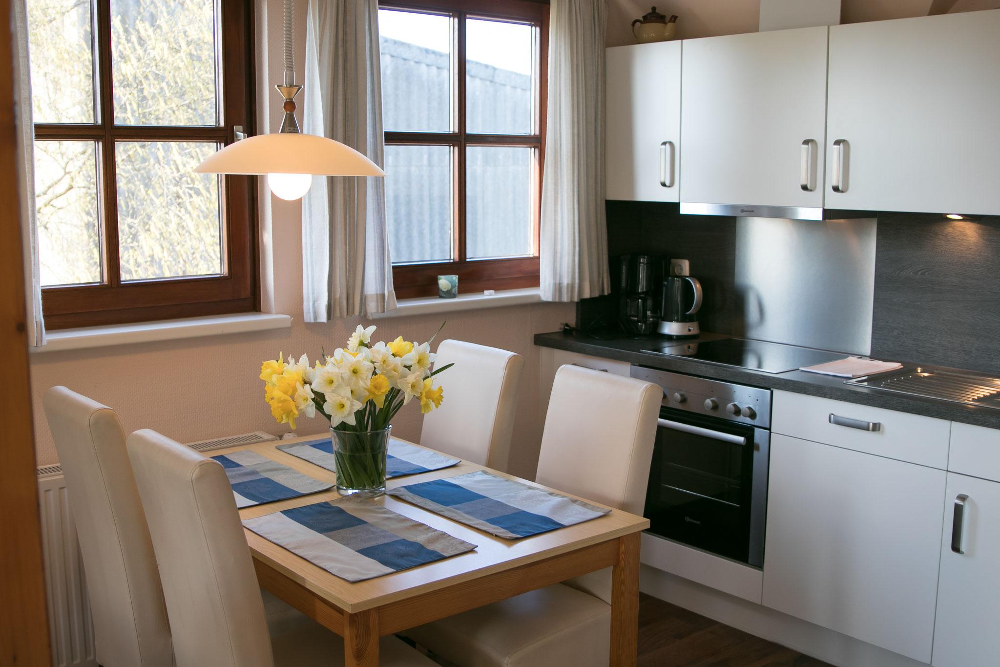 Küche Wohnung Nr. 2