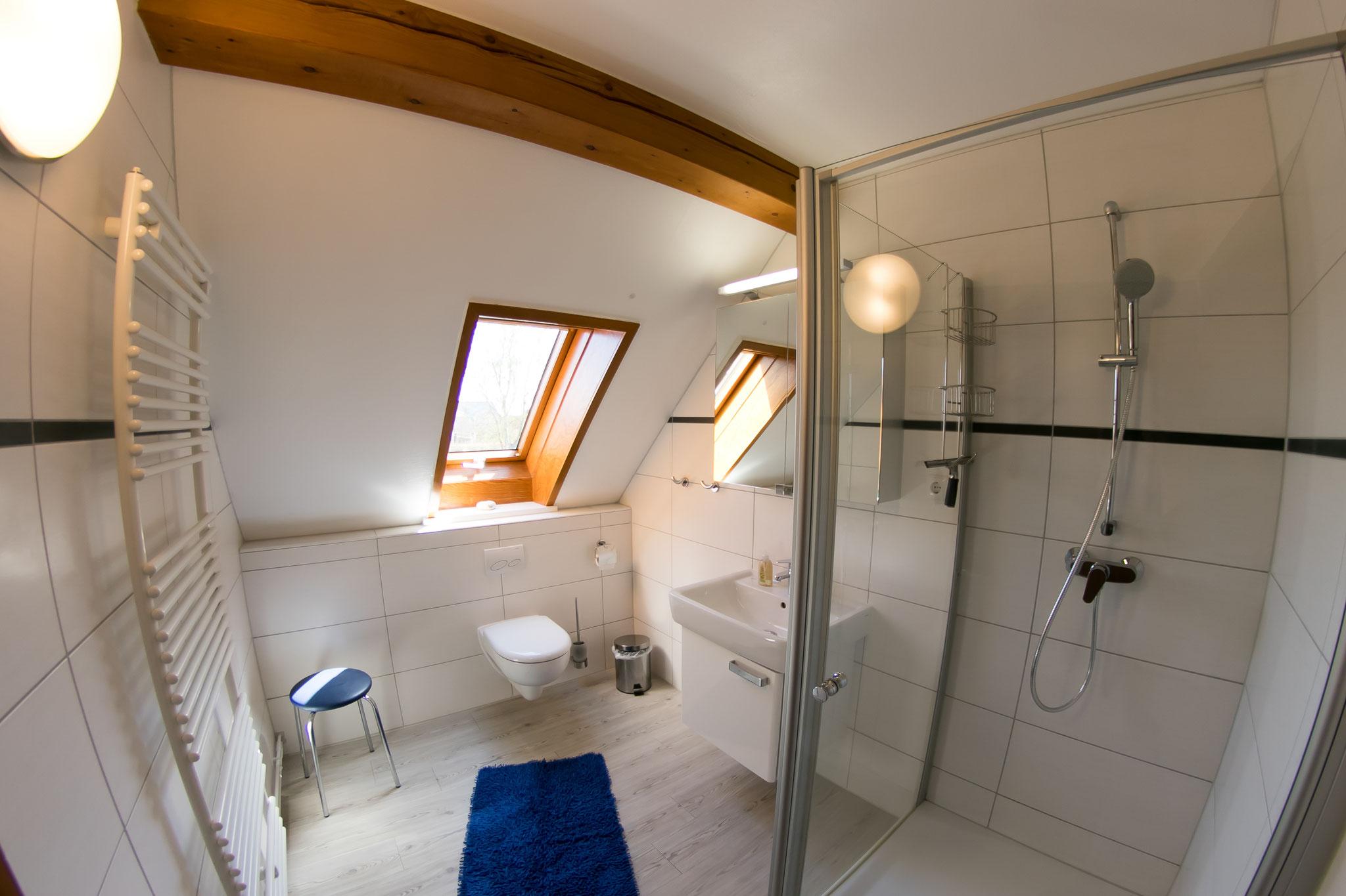 Badezimmer Wohnung Nr. 3