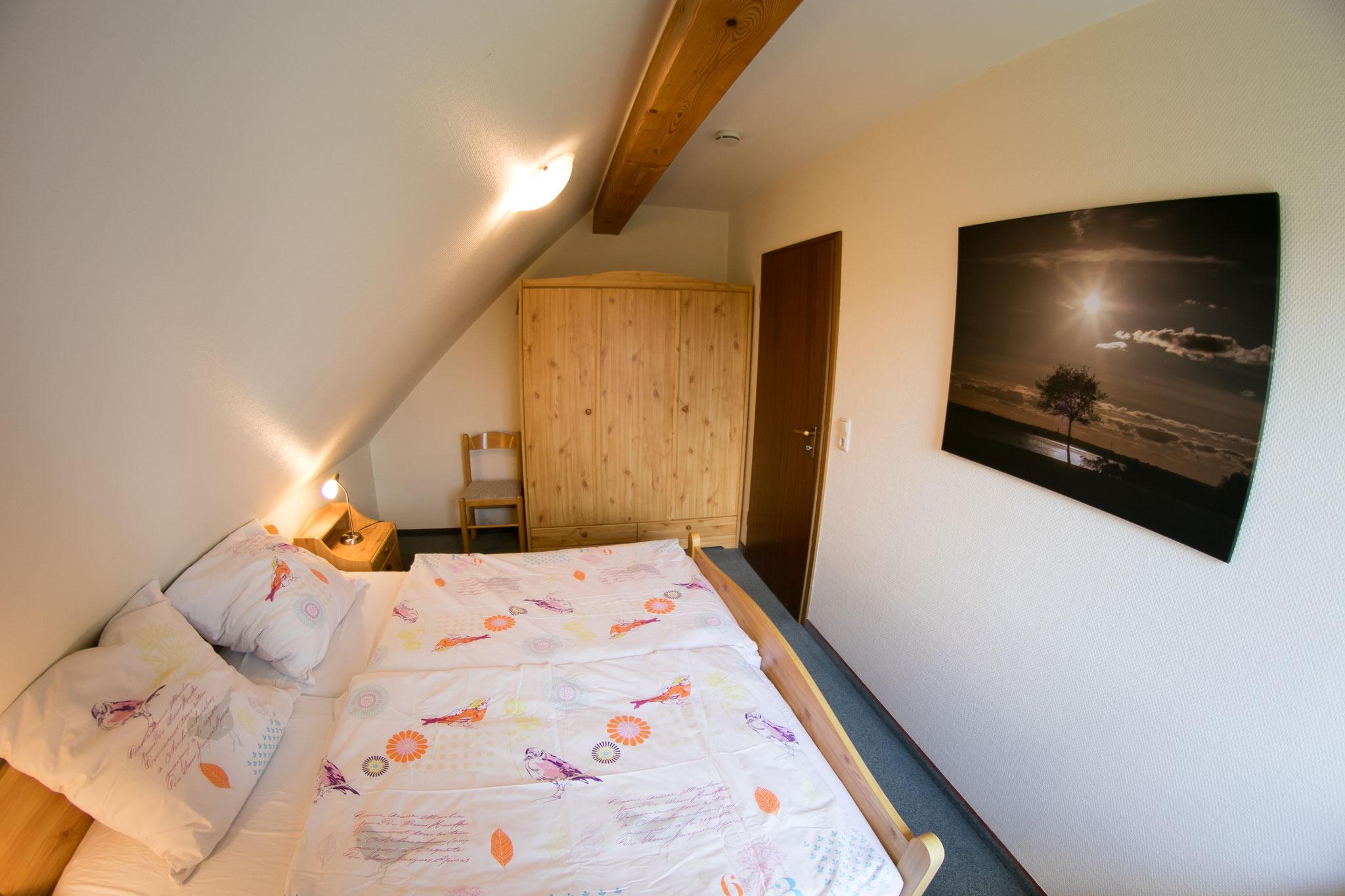 Schlafzimmer Wohnung Nr. 4
