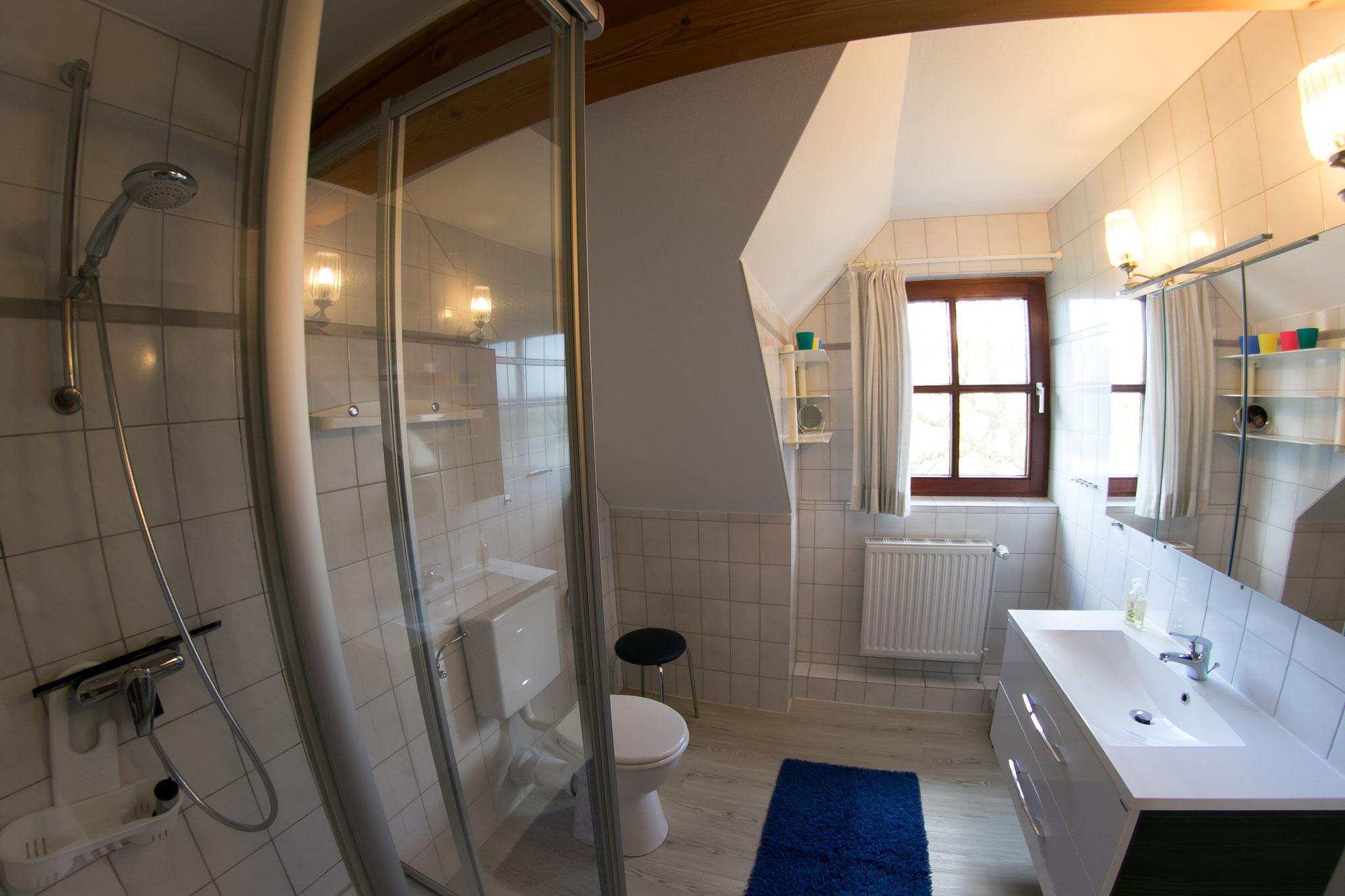Badezimmer Wohnung Nr. 4