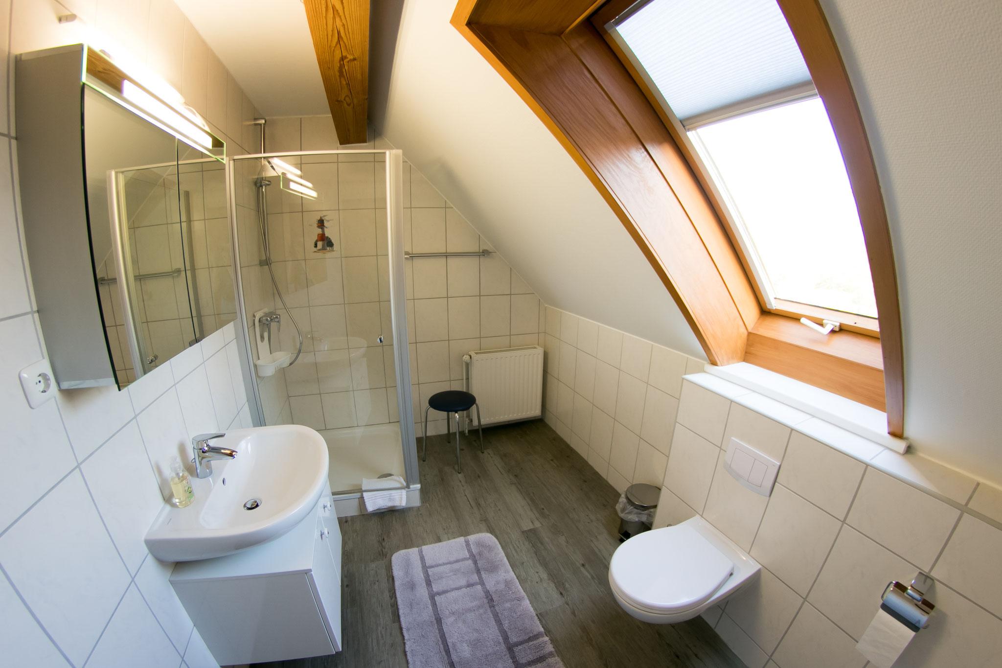 Badezimmer Wohnung Nr. 2