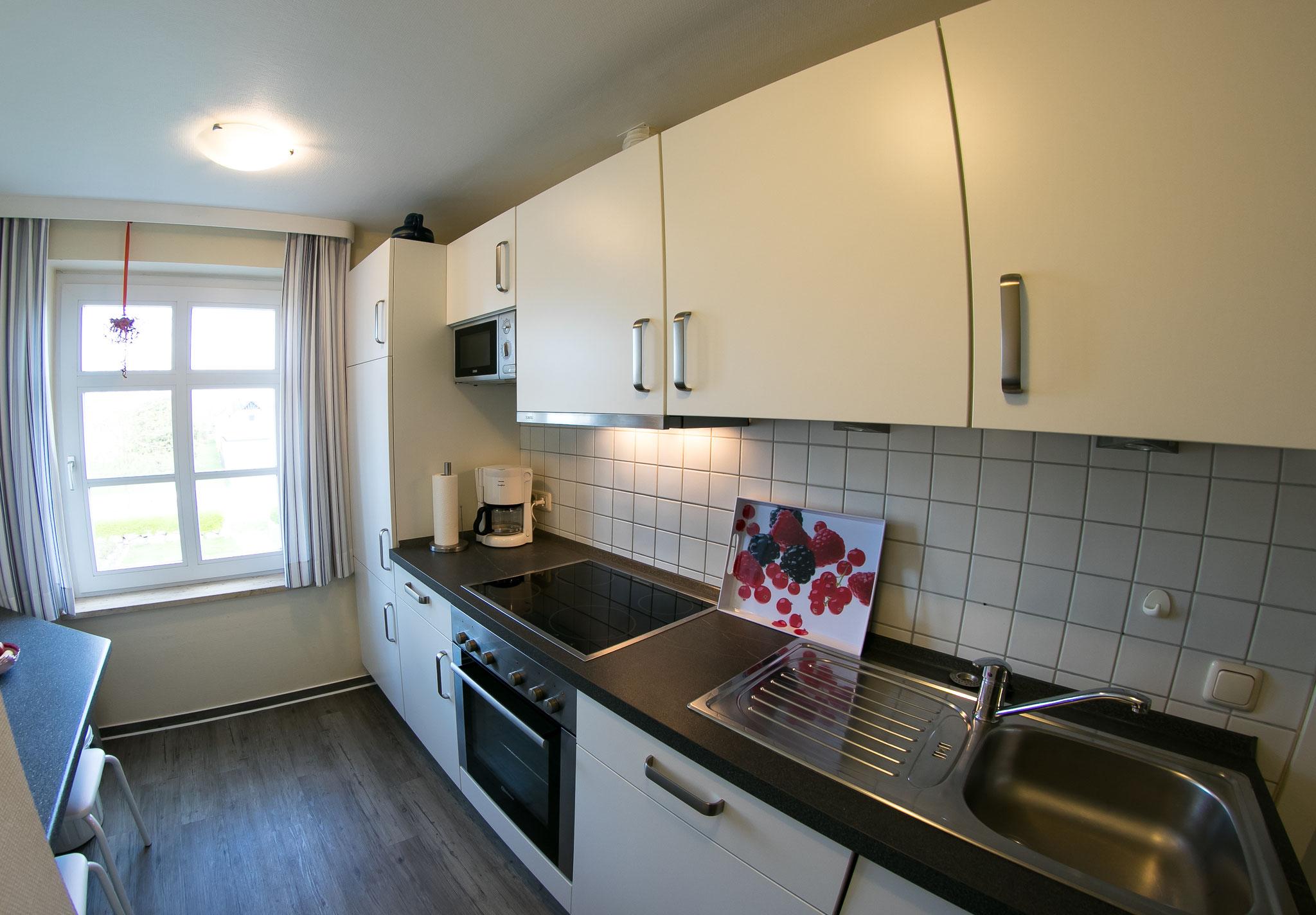 Küche Wohnung Nr. 5