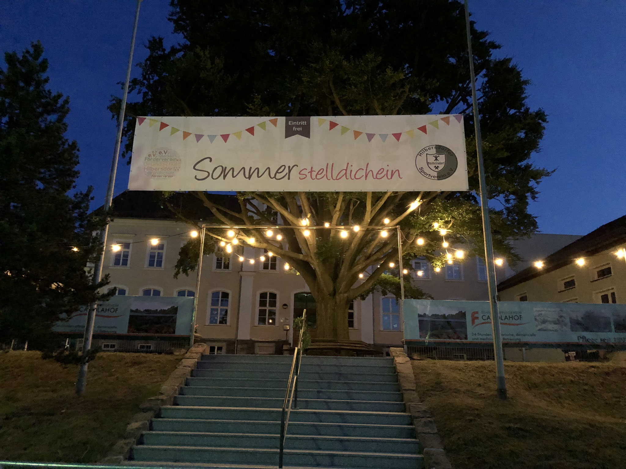Unser Sommerstelldichein war ein riesen Erfolg und nur möglich, durch das große Engagement Aller!