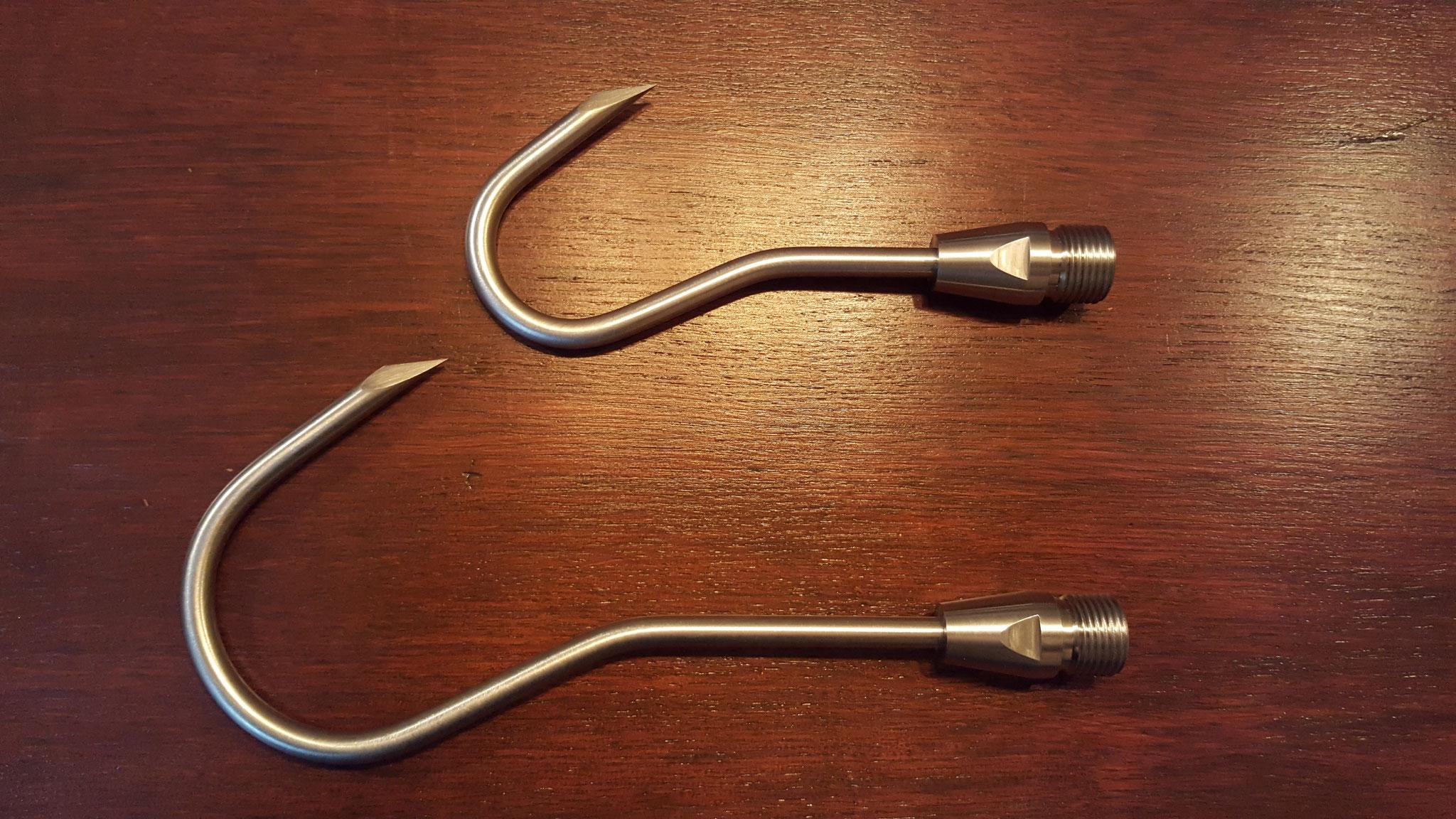 Adapter-Gaffhaken für Basishandteil