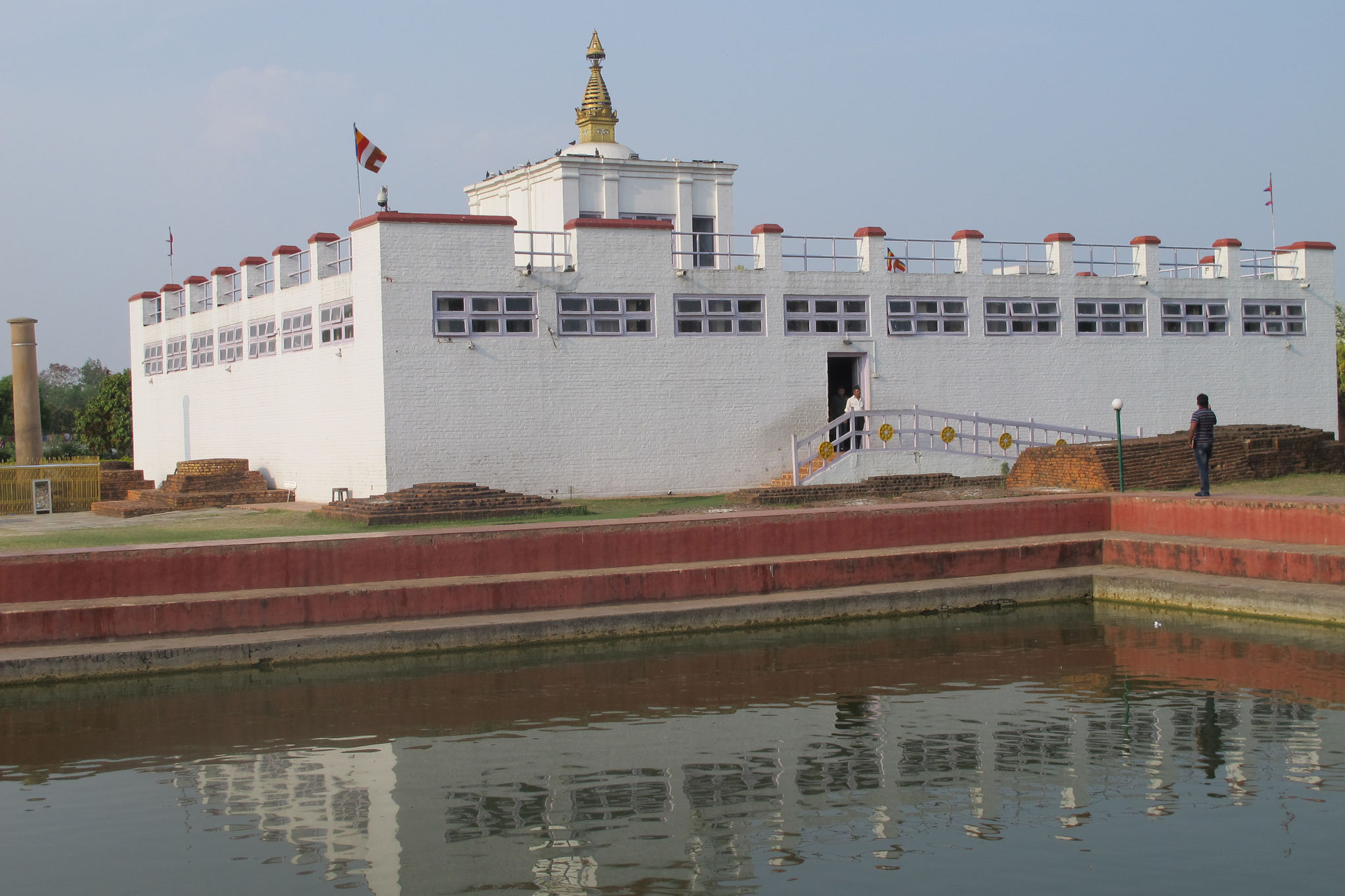Geburtsstätte von Budha