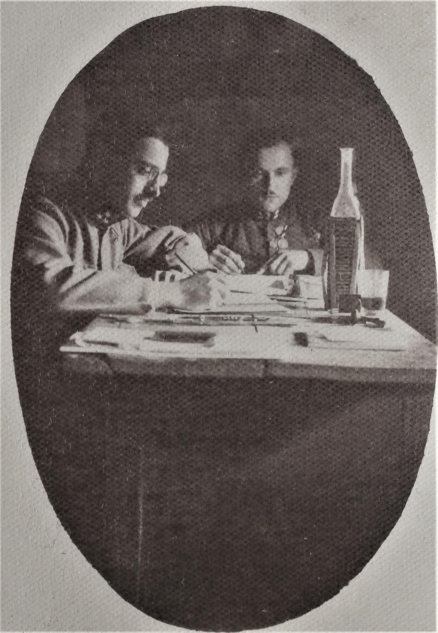Stanz und Krießmann, Horodenka 1915.