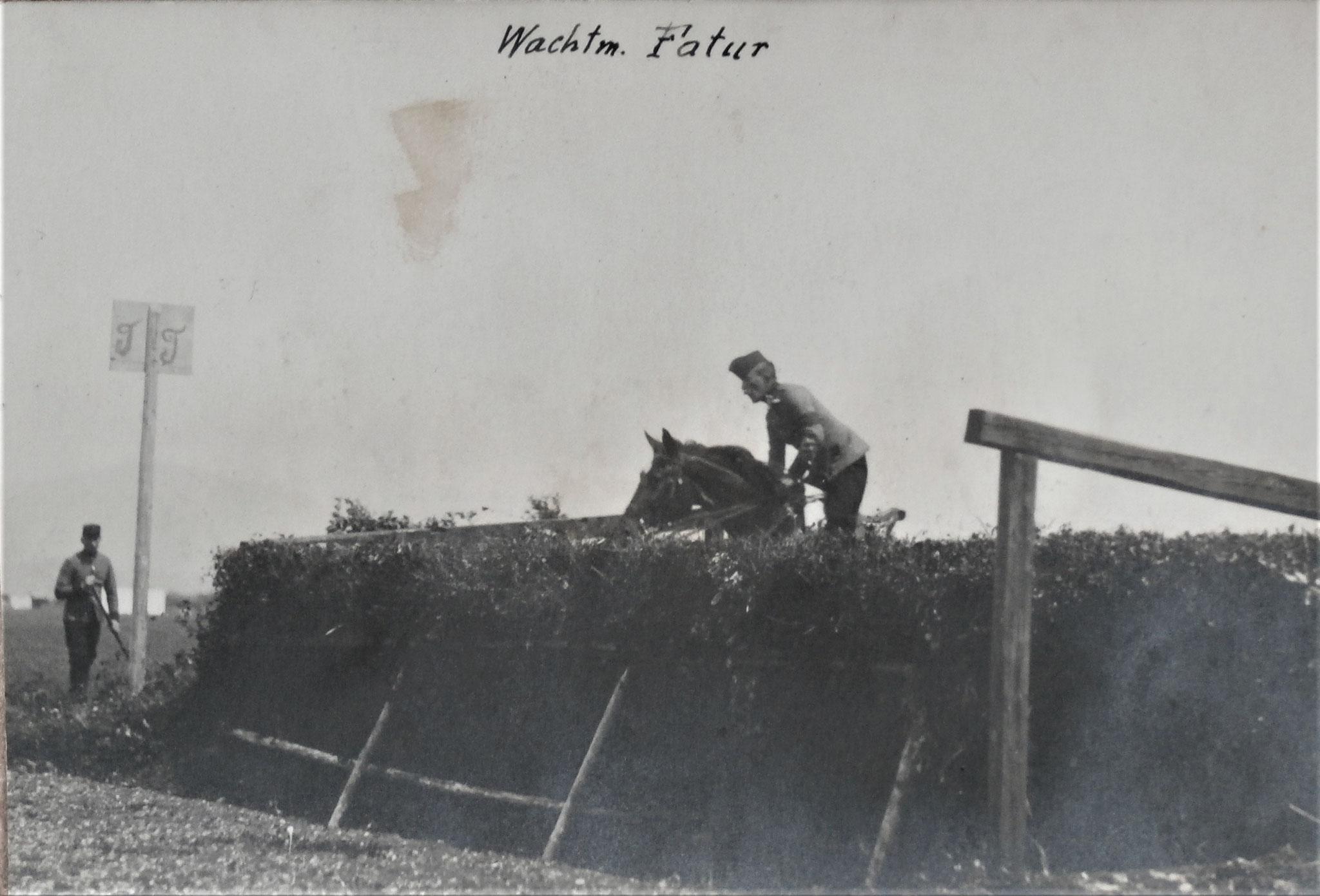 Wachtmeister Fatur