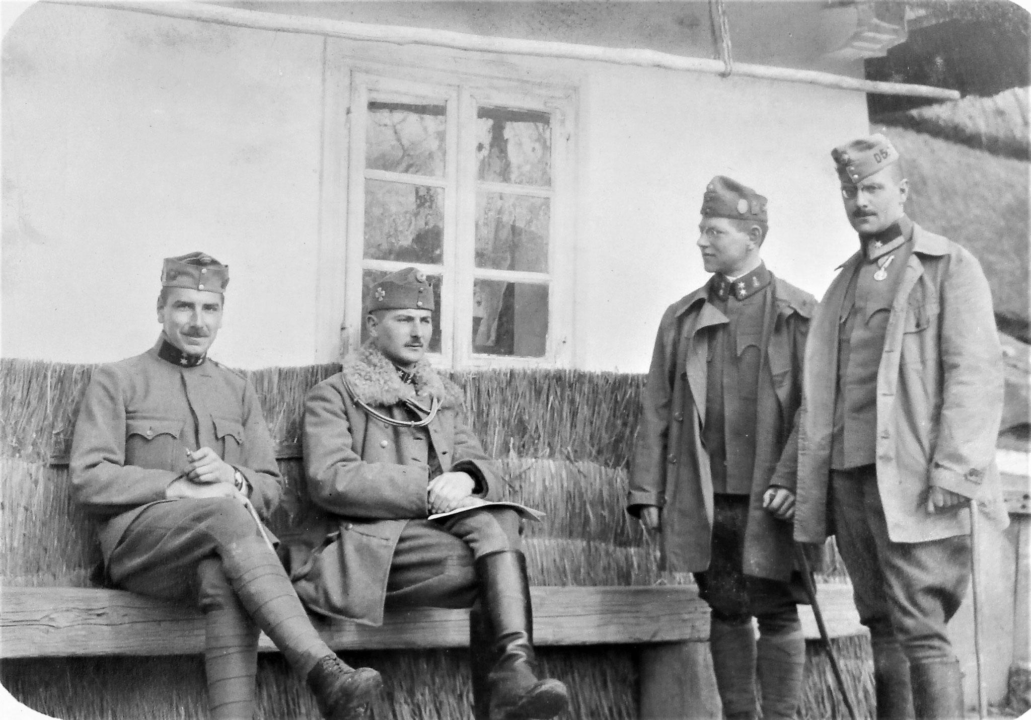 Sulkowski, Penka, Plank u. Hedenigg.