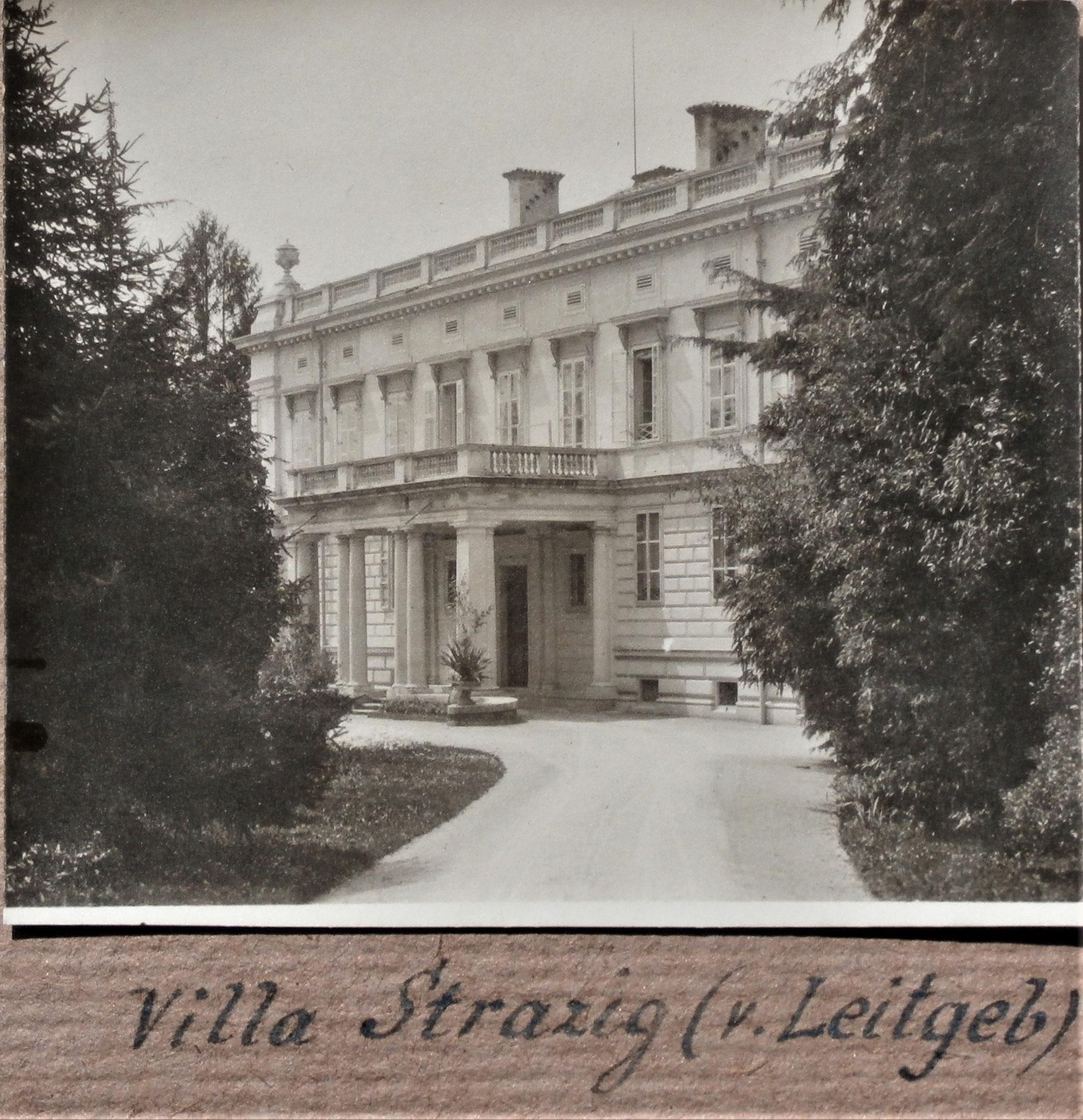 Villa Strazig