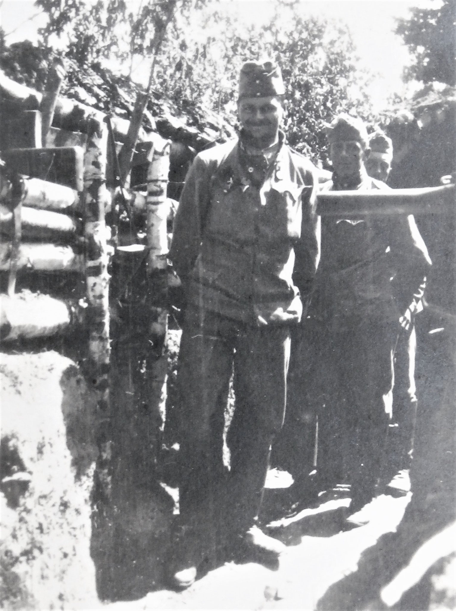 Zgfr Fauland, 3. Zug der 3. Eskadron.
