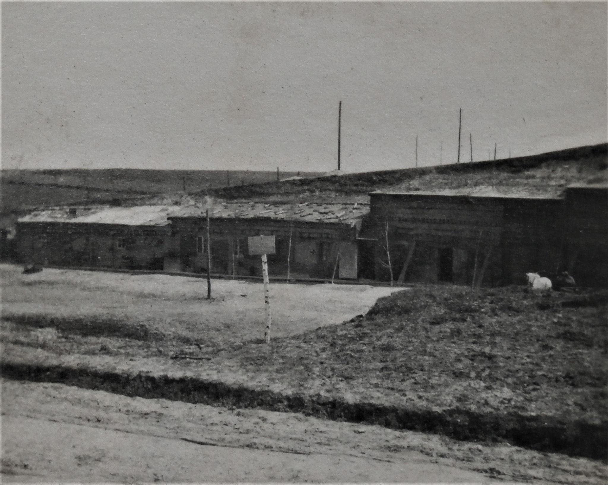 1917 Rgtkomdo Sandgrube westl. Wysocko.