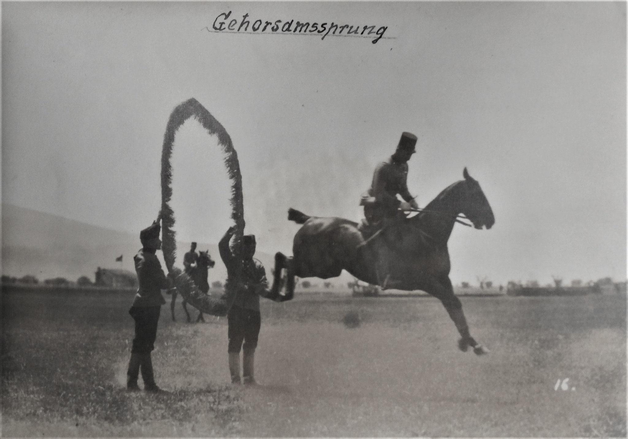 Oberleutnant Bernhart