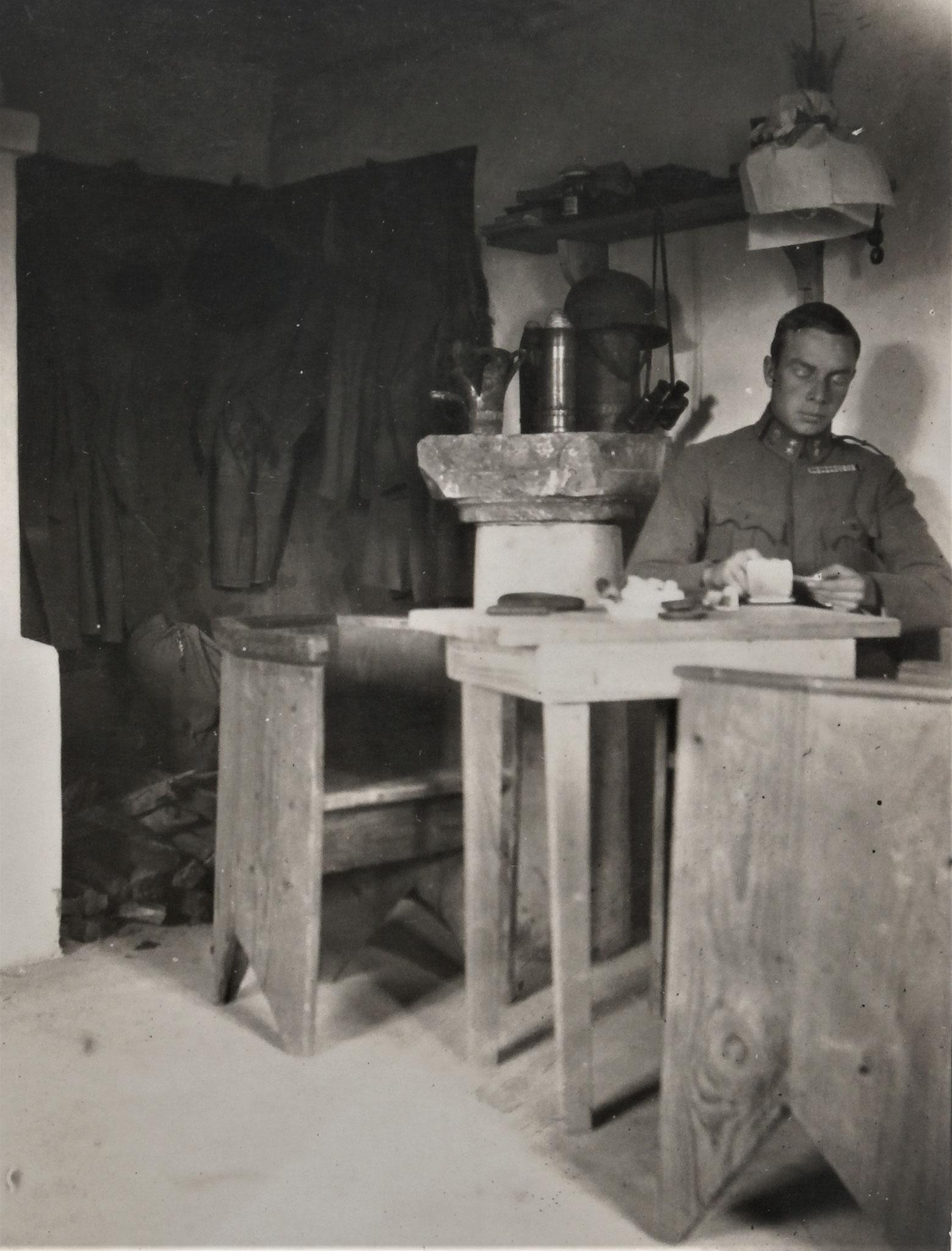 Regimentskanzlei Wysocko.