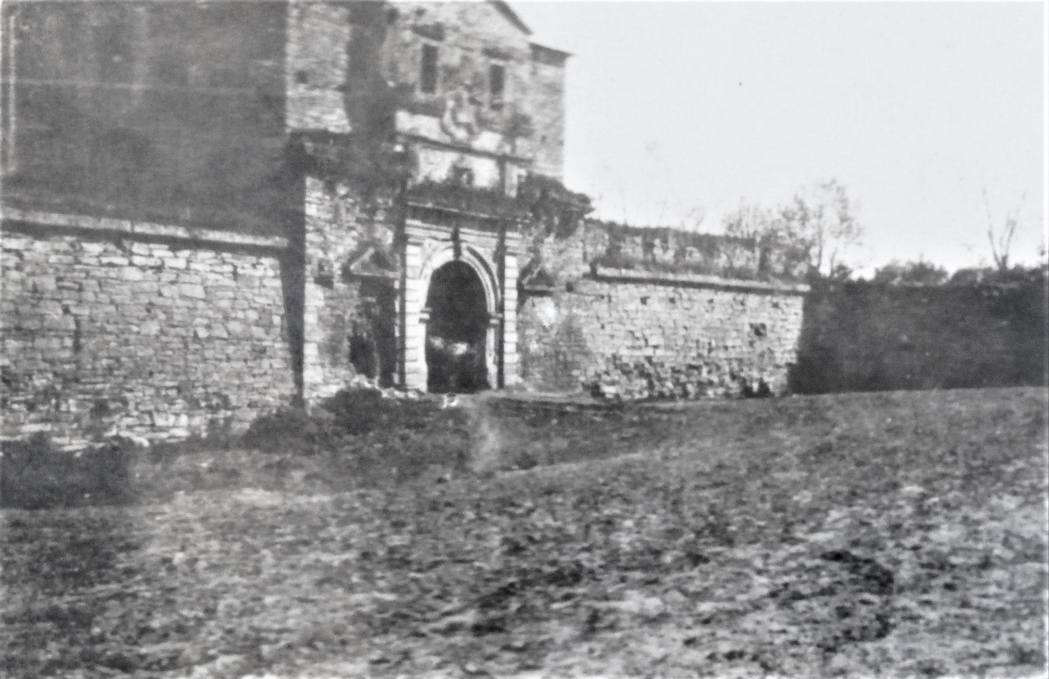 Torturm der Ptockischen Burg.