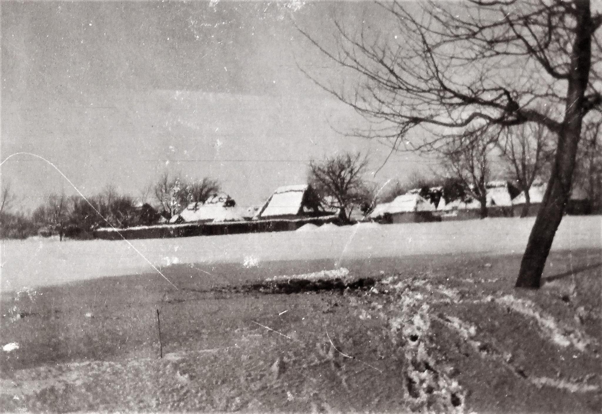 Ein anderer Ortsteil bei der mittleren Feldwache.