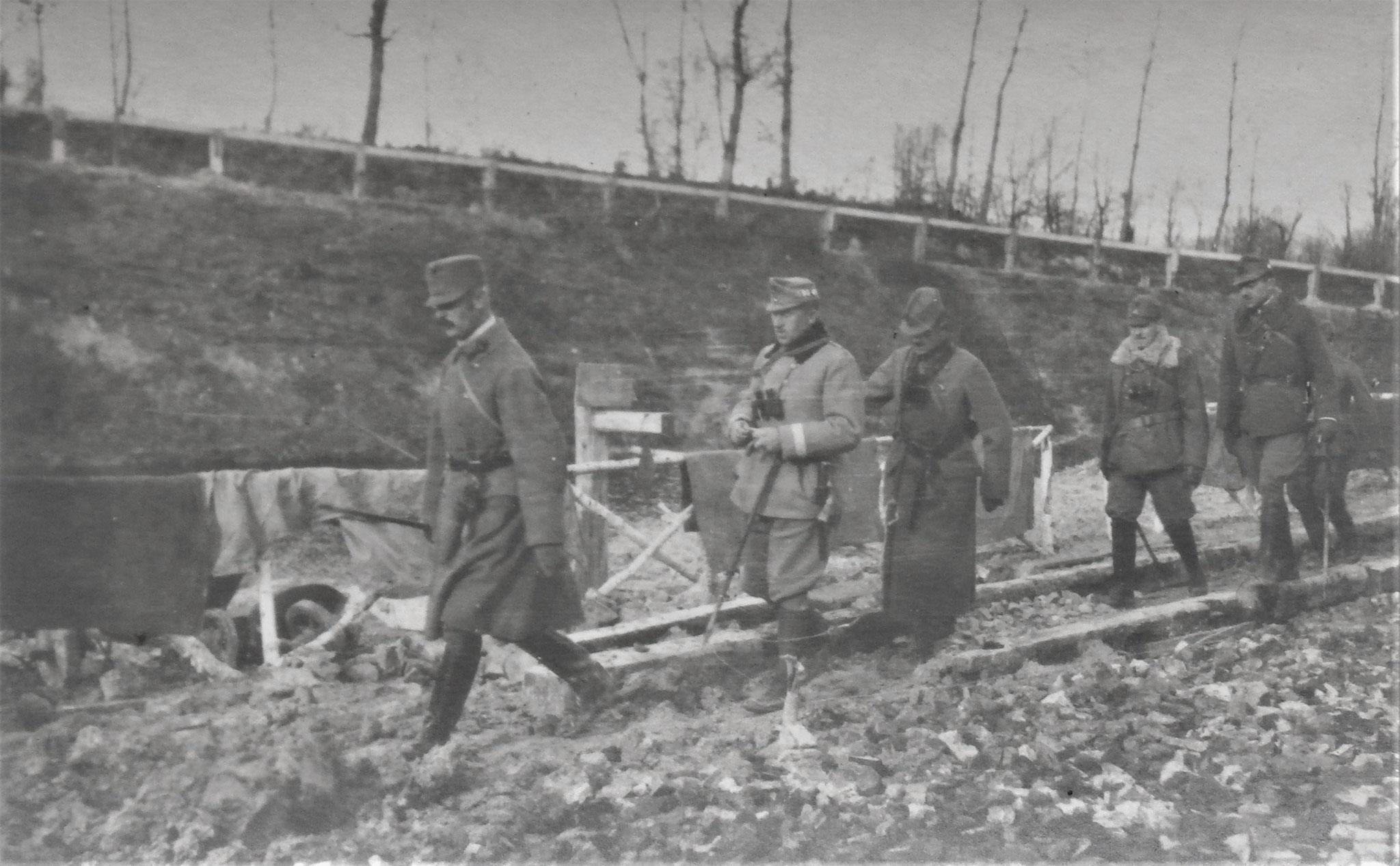 verm. 1917 bei Wysocko.