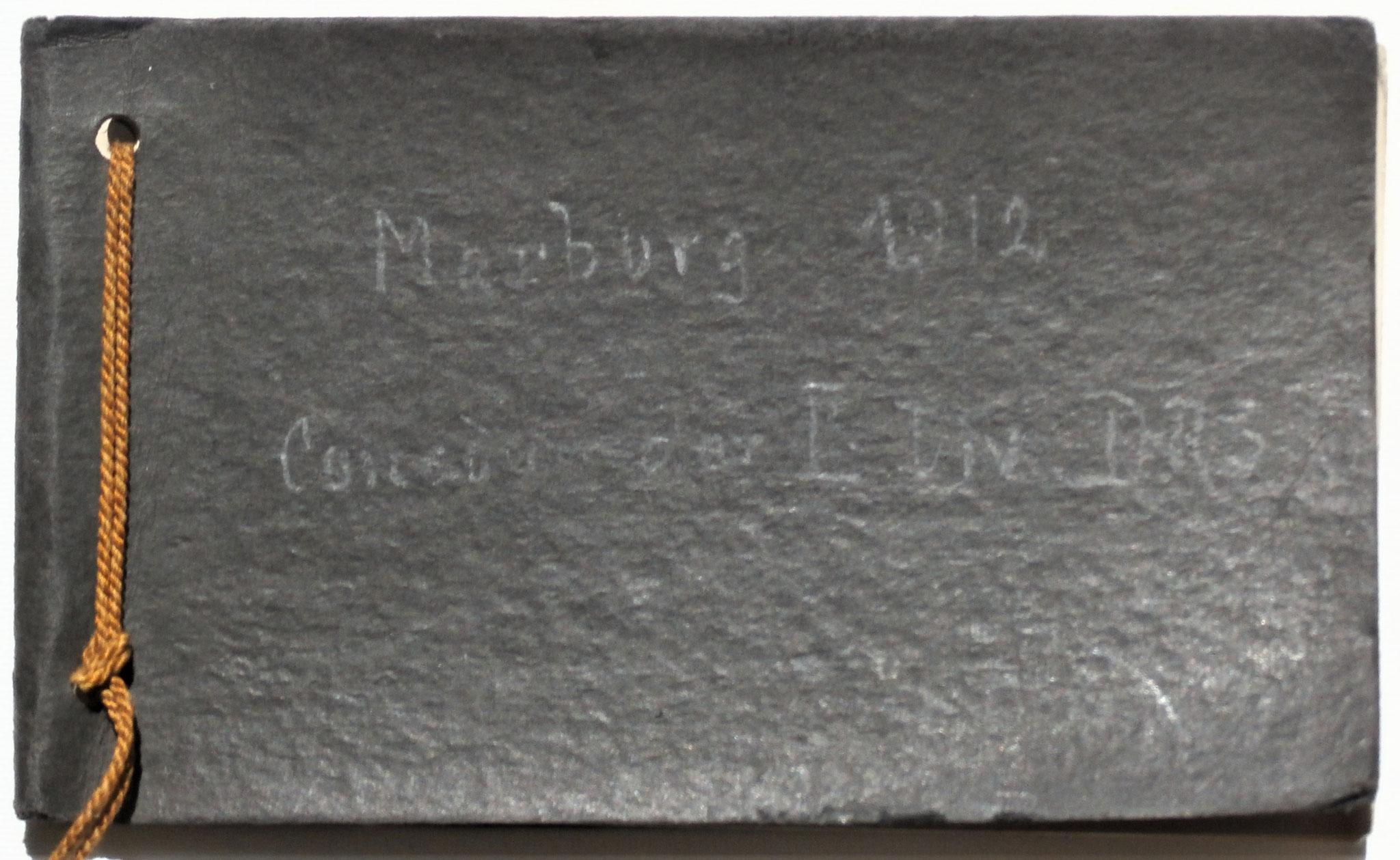 Marburg 1912