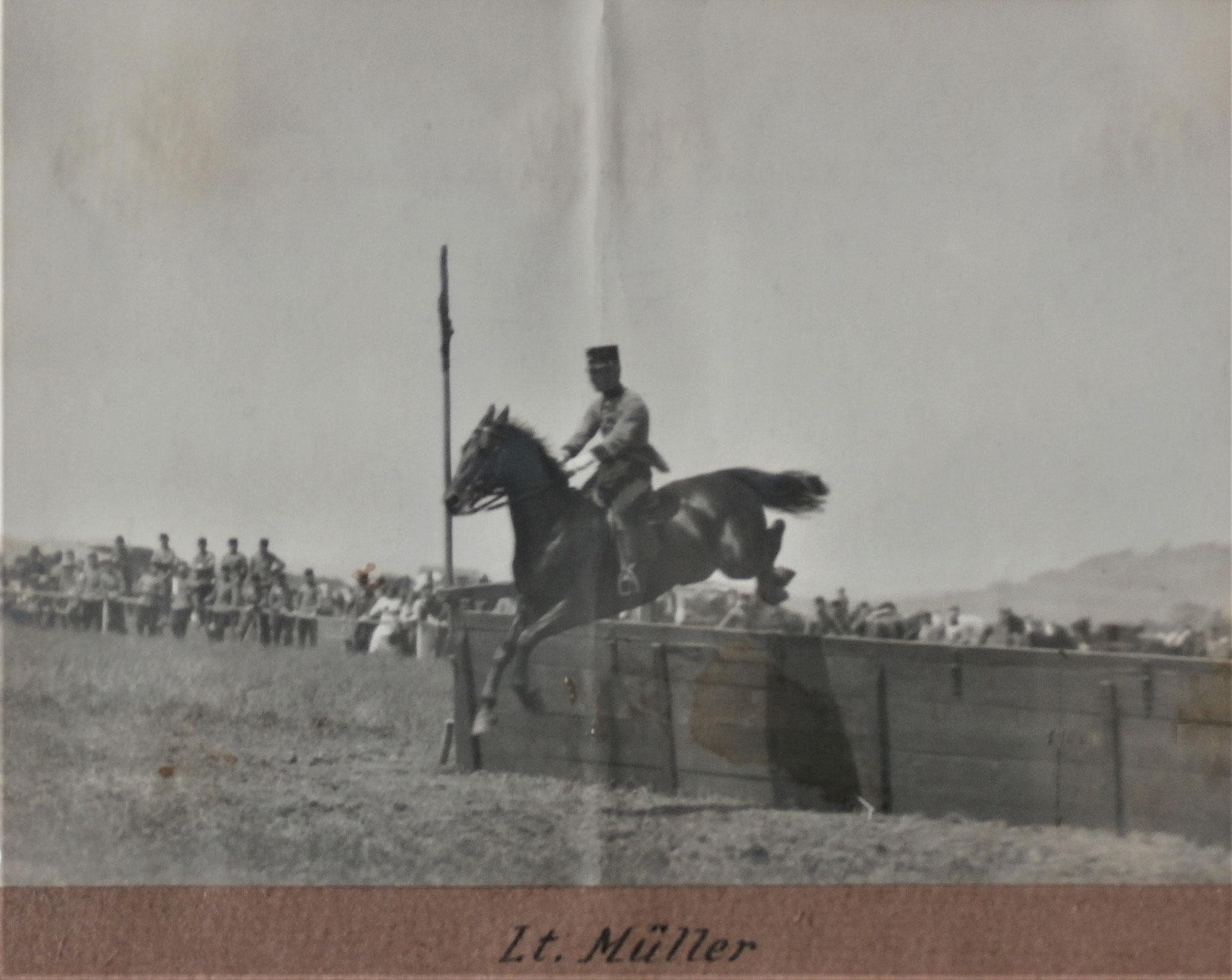 Leutnant Müller