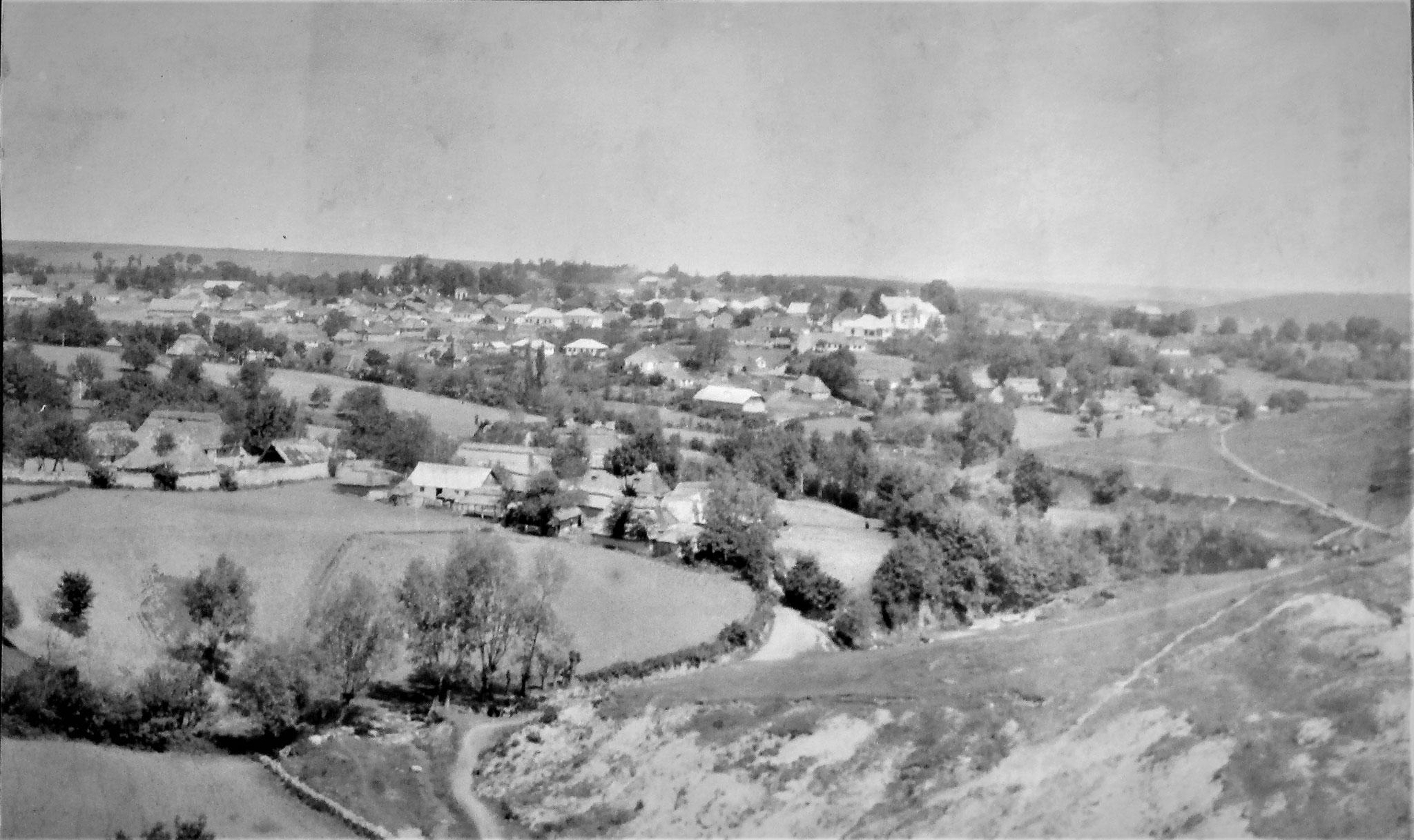 Czernelica im Frühjahr 1916.
