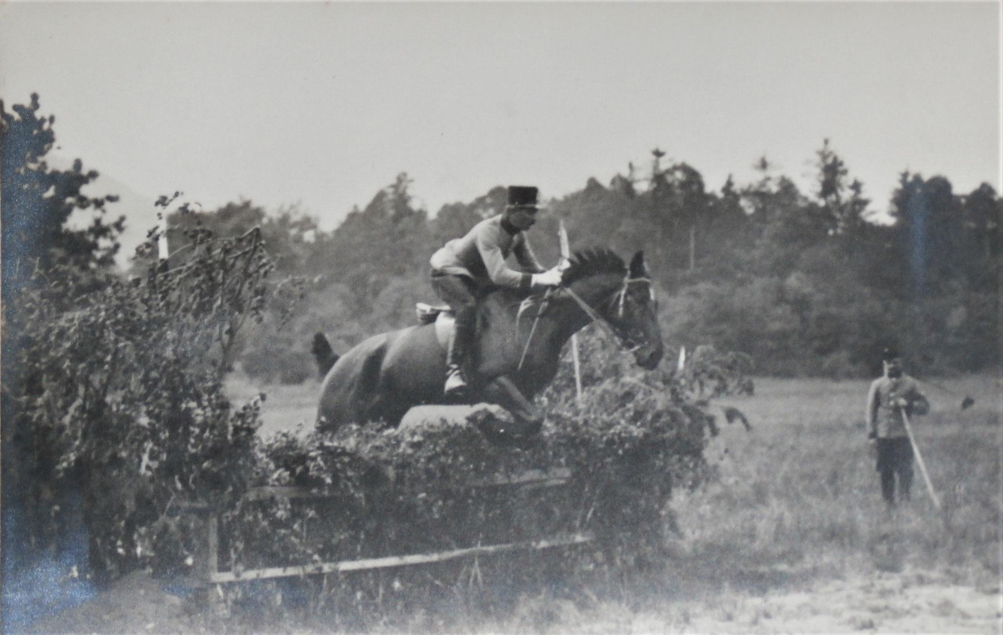 Oberleutnant Bregant