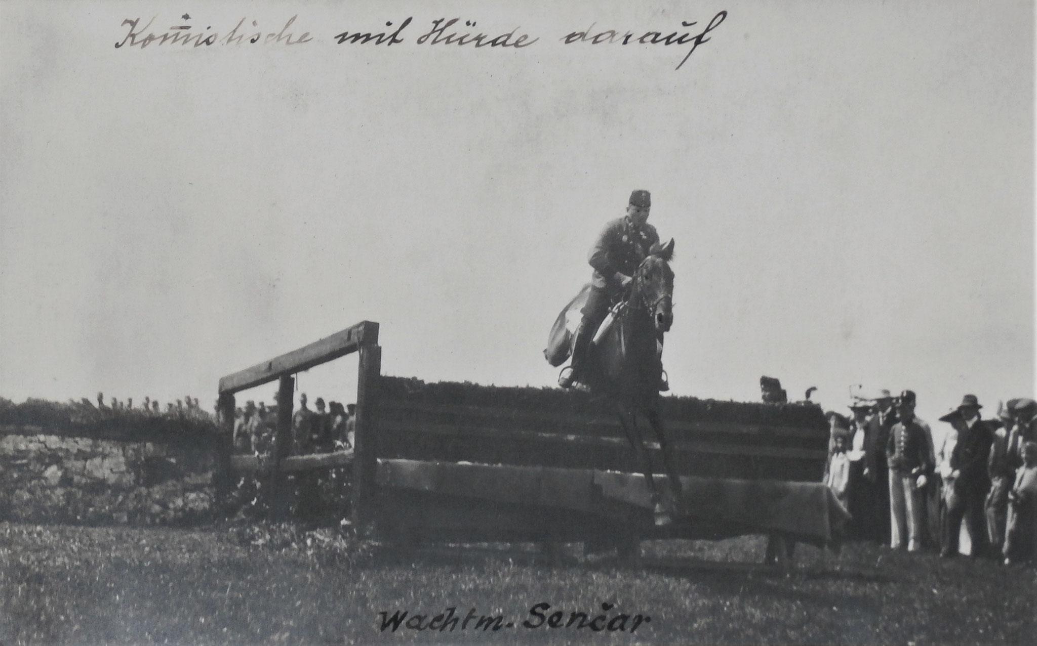 Wachtmeister Sencar