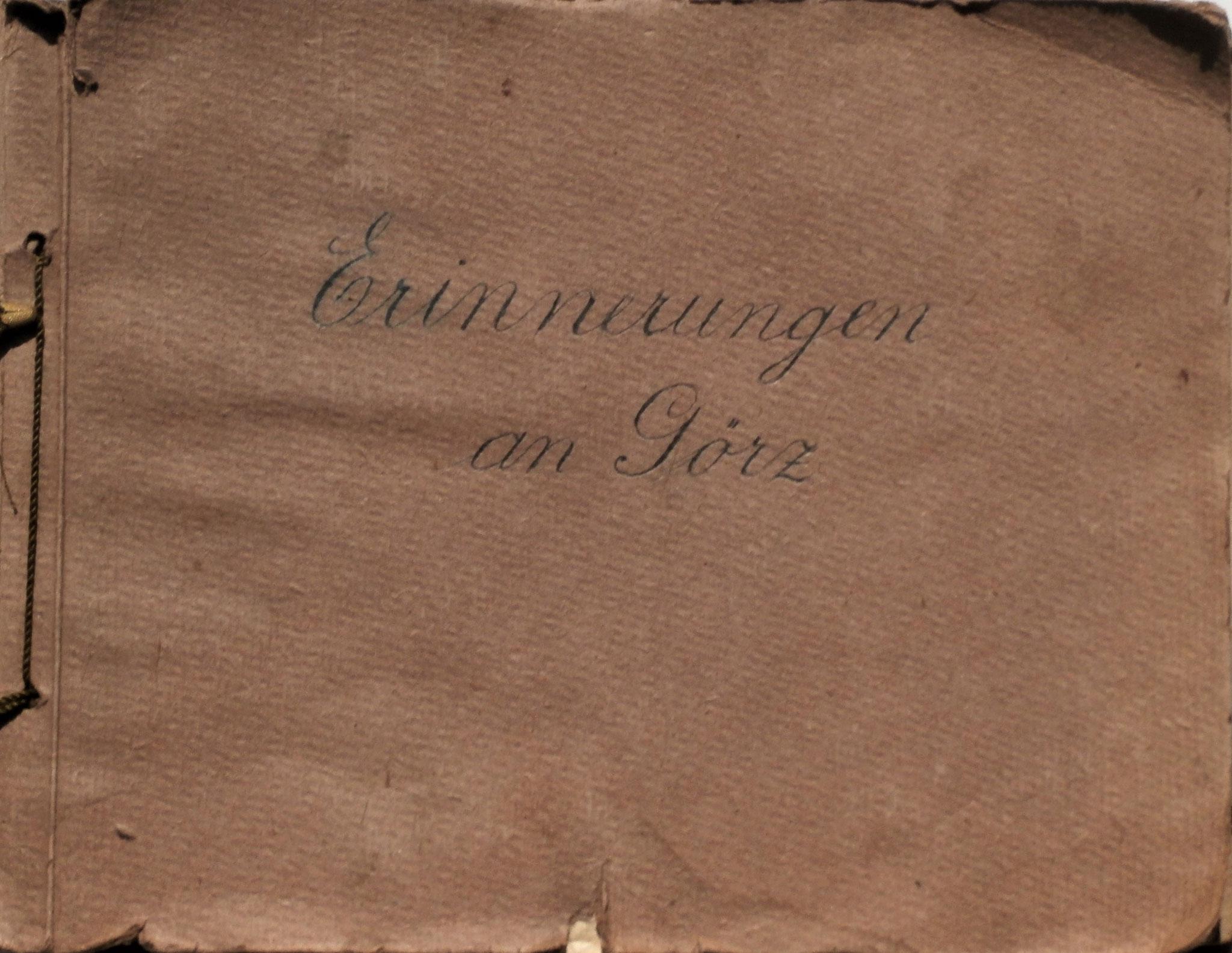 Album Erinnerungen an Görz