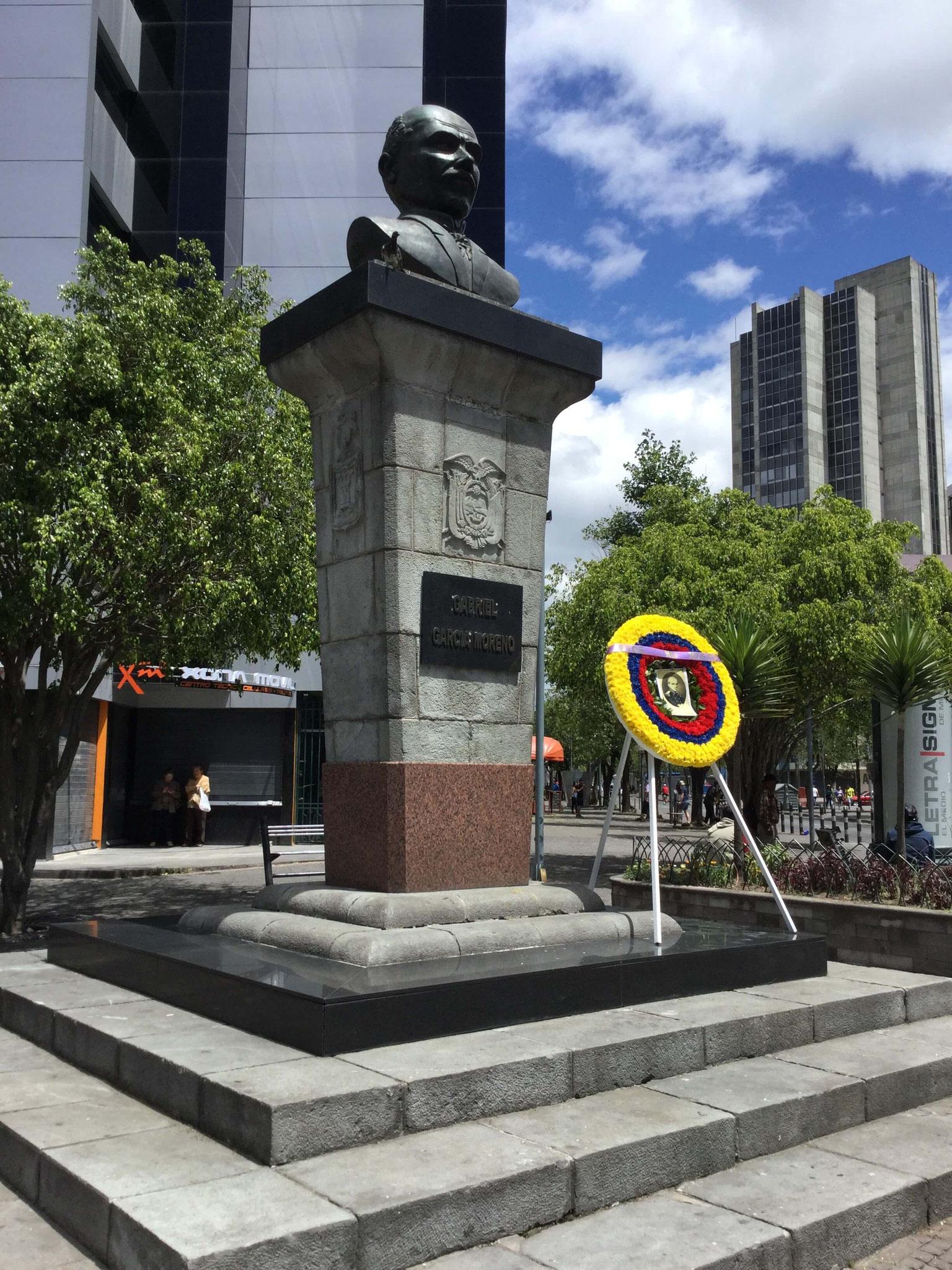 Gabriel García Moreno Quito