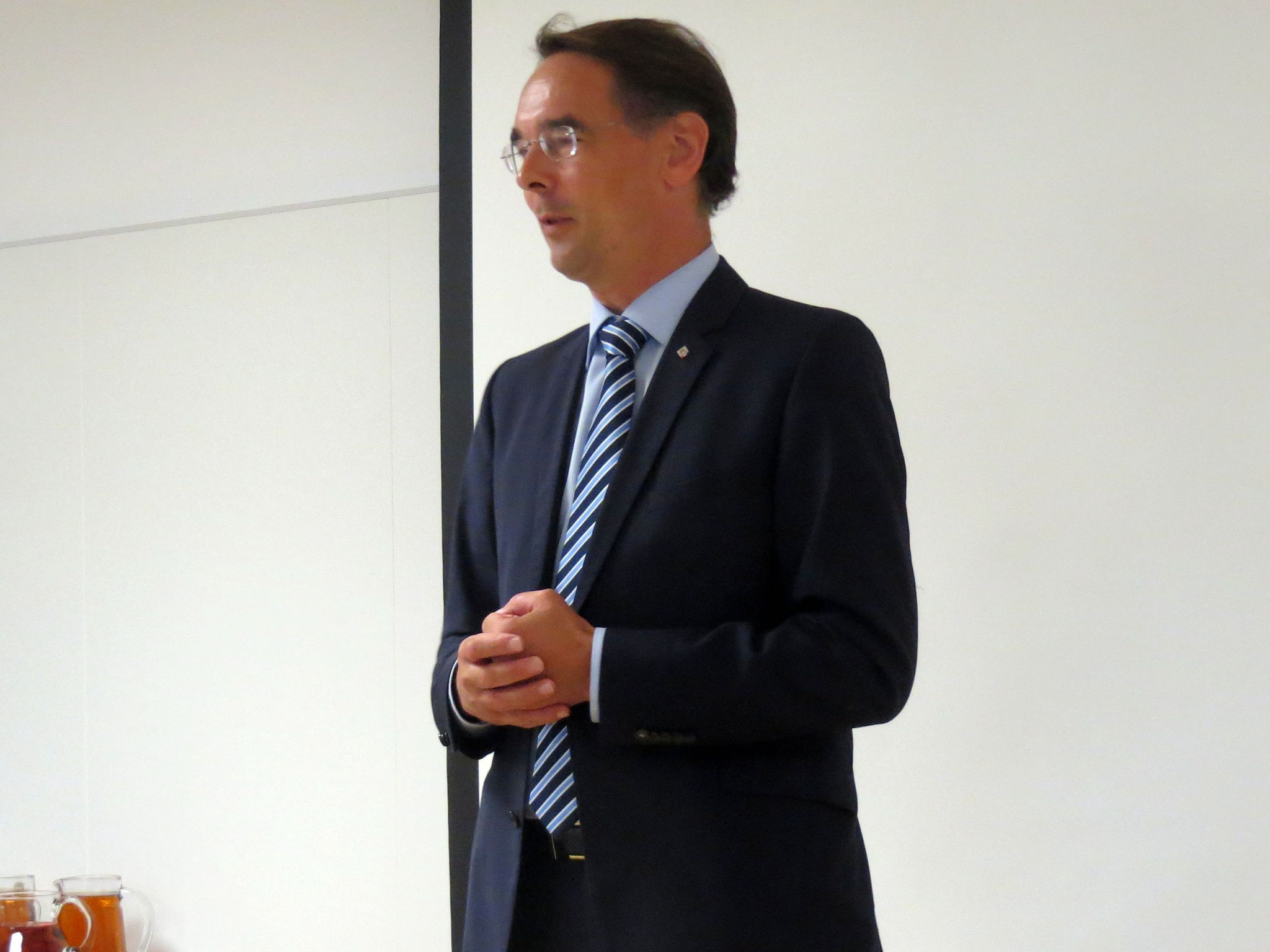 Ingbert Liebing MdB und