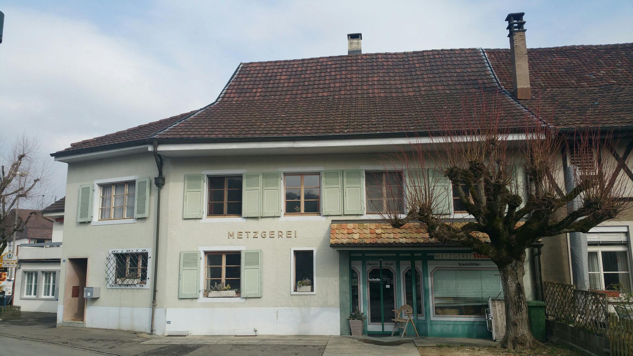 Ein Haus mit vielen Geschichten