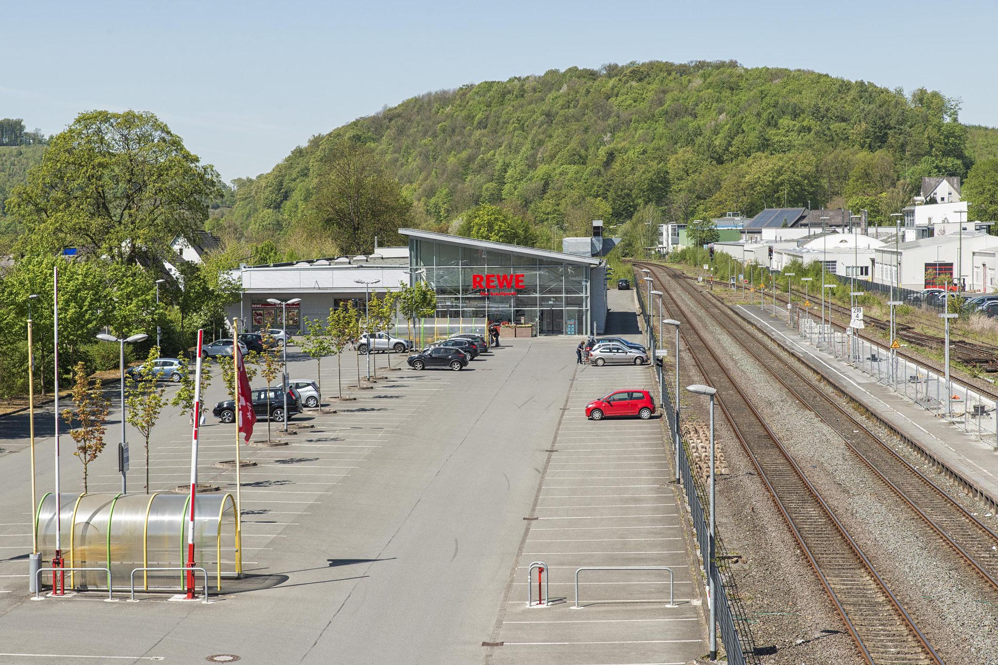 Marsberg, Flächenentwicklung