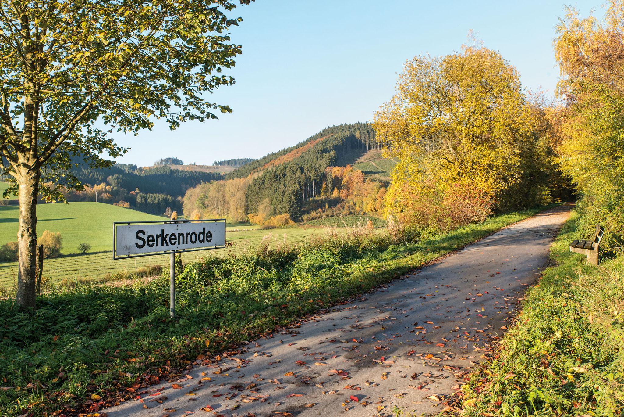 Sauerland, Alleenradweg