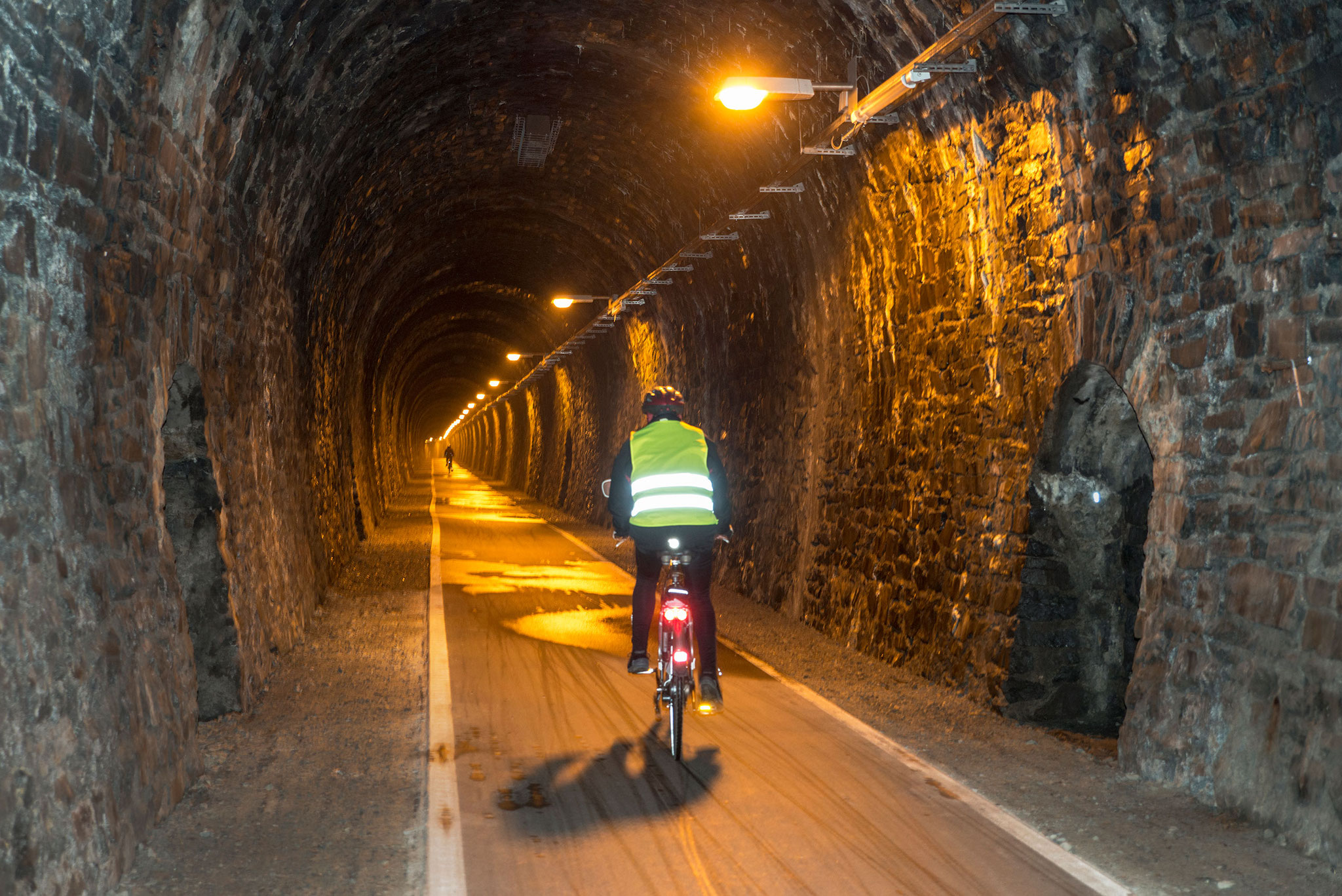 Sauerland, Kückelheimer Tunnel, Alleenradweg