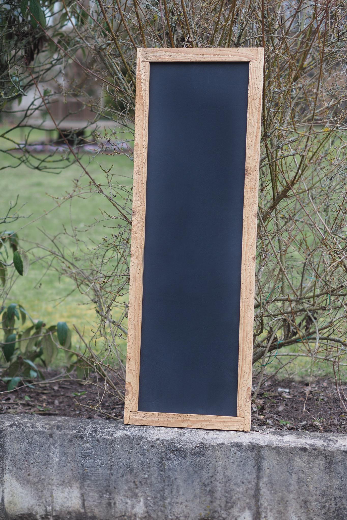 Wandtafel länglich - Fichte Altholz