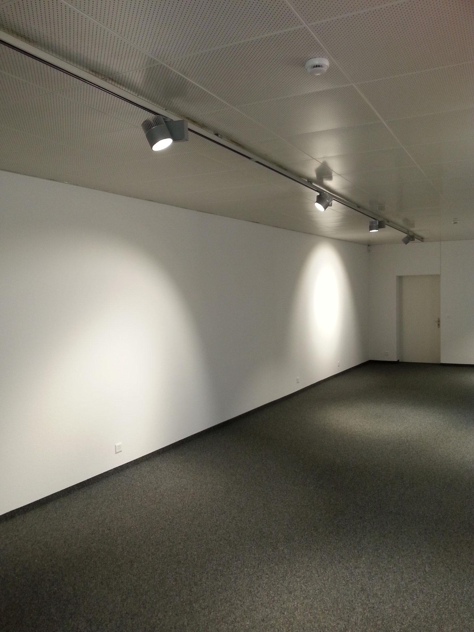 Korridorbeleuchtung neu