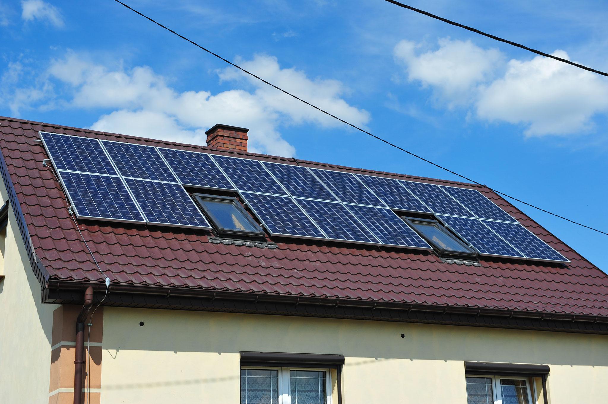 instalacja rocznie zaoszczędzi 1,6 t CO2 w roku.