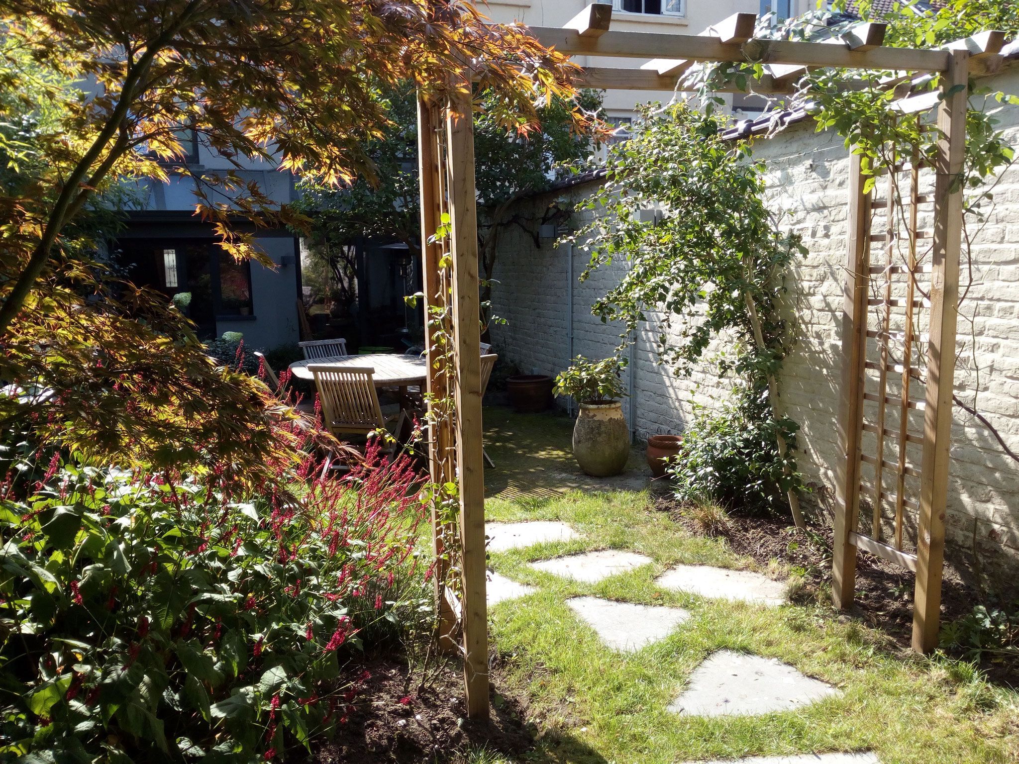 Amenagement Jardin Bruxelles Paysagiste Bruxelles