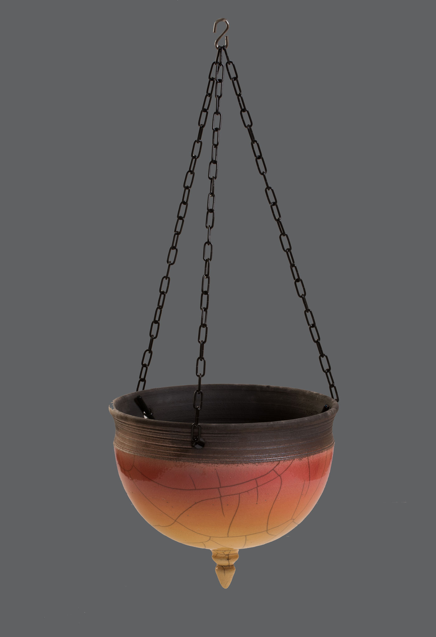 suspension cache pot