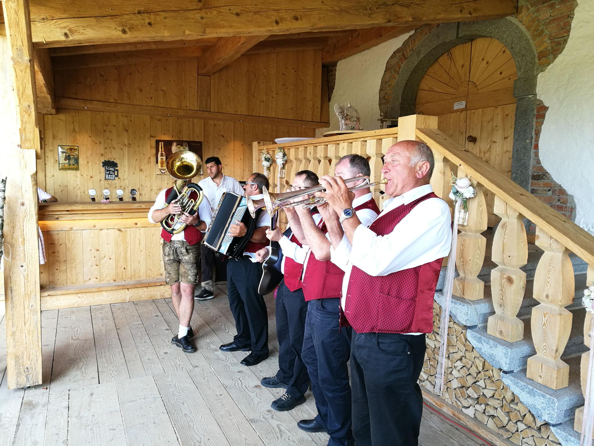 Hochzeitsbläser Oberösterreich