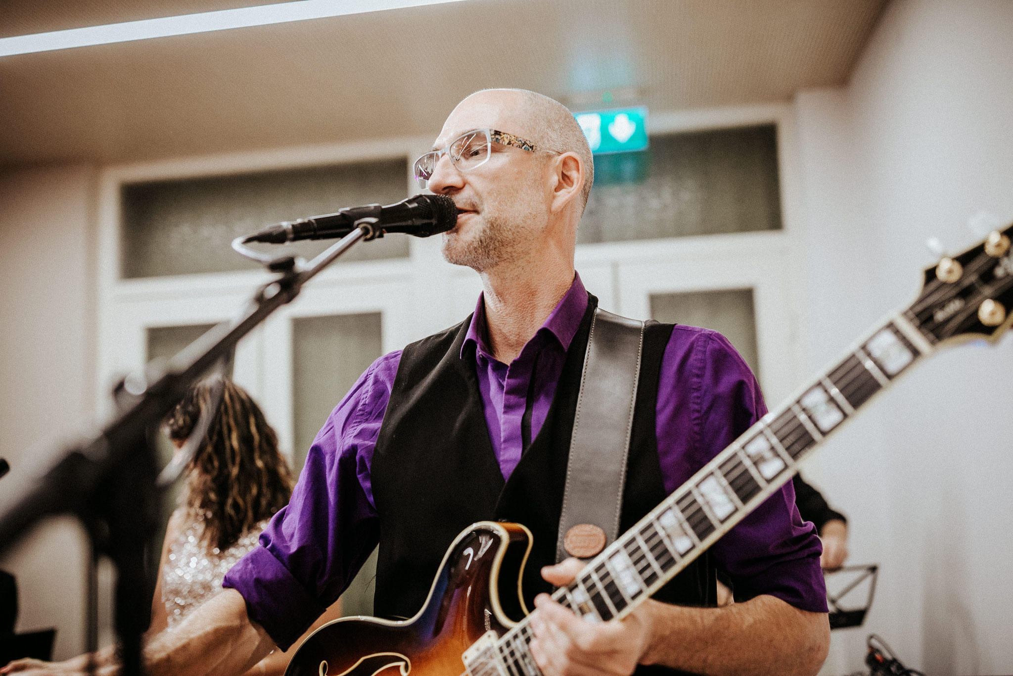 HOH Liveband bei Hochzeit