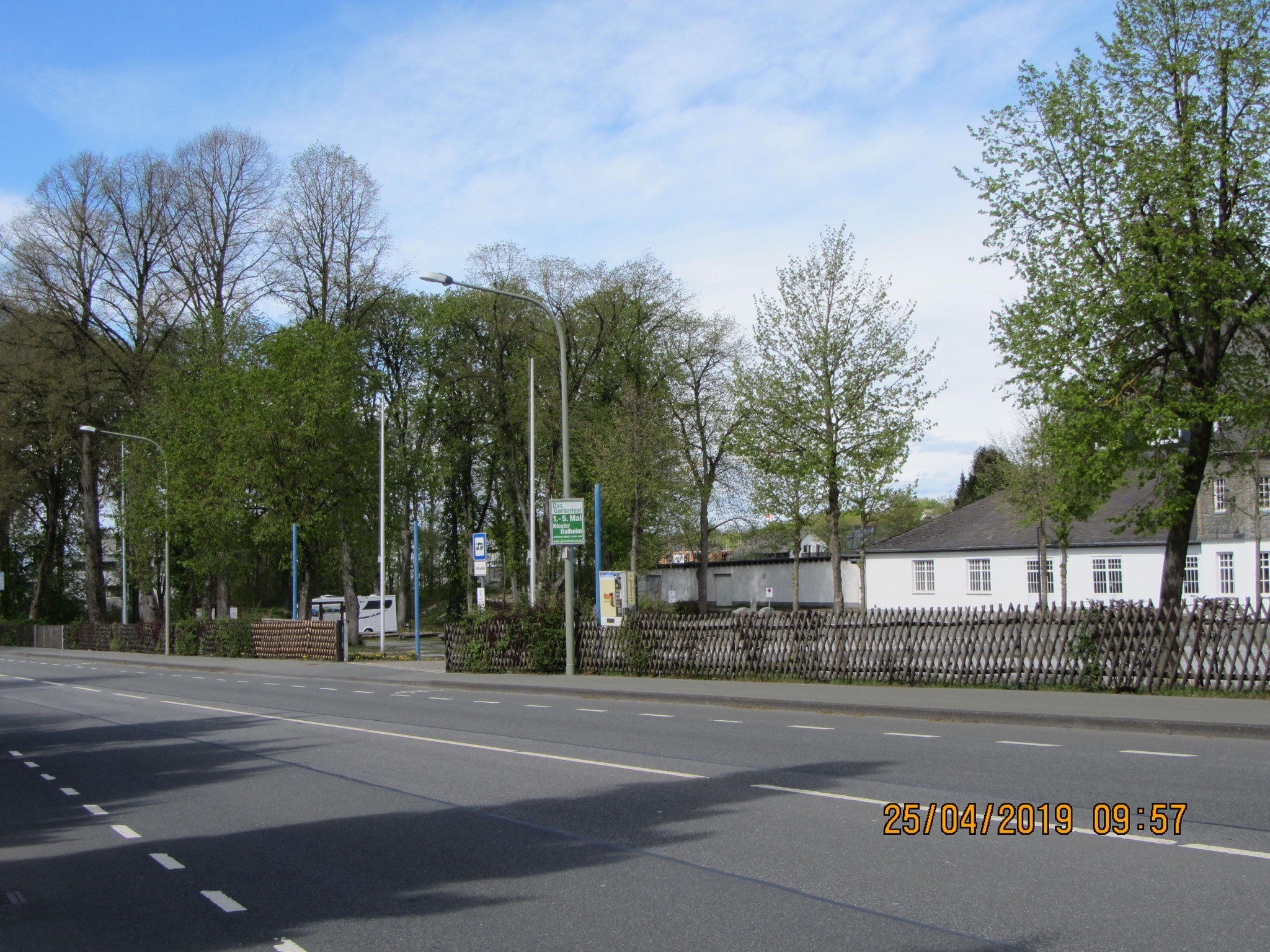 Stellplatz in Brilon