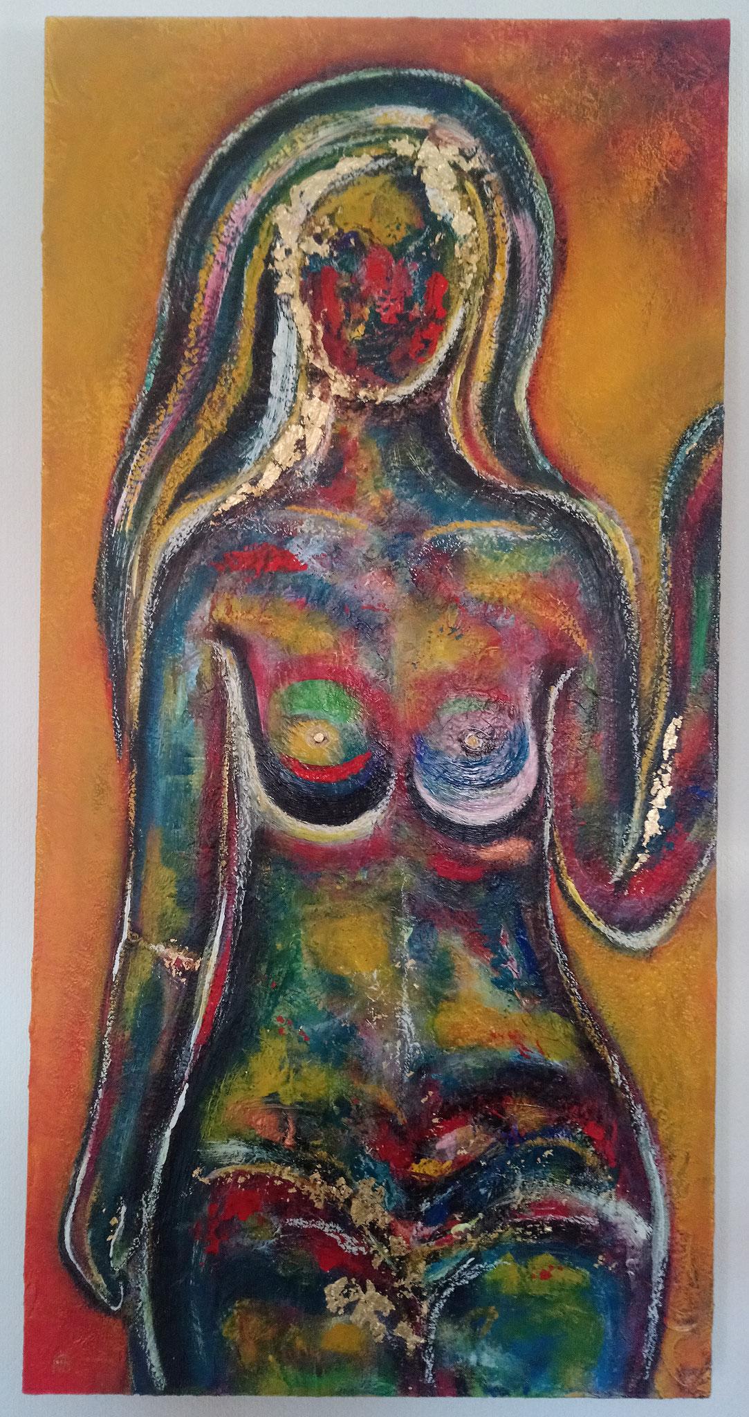 Art 92 - Amazone (70x140x4) - VERKAUFT