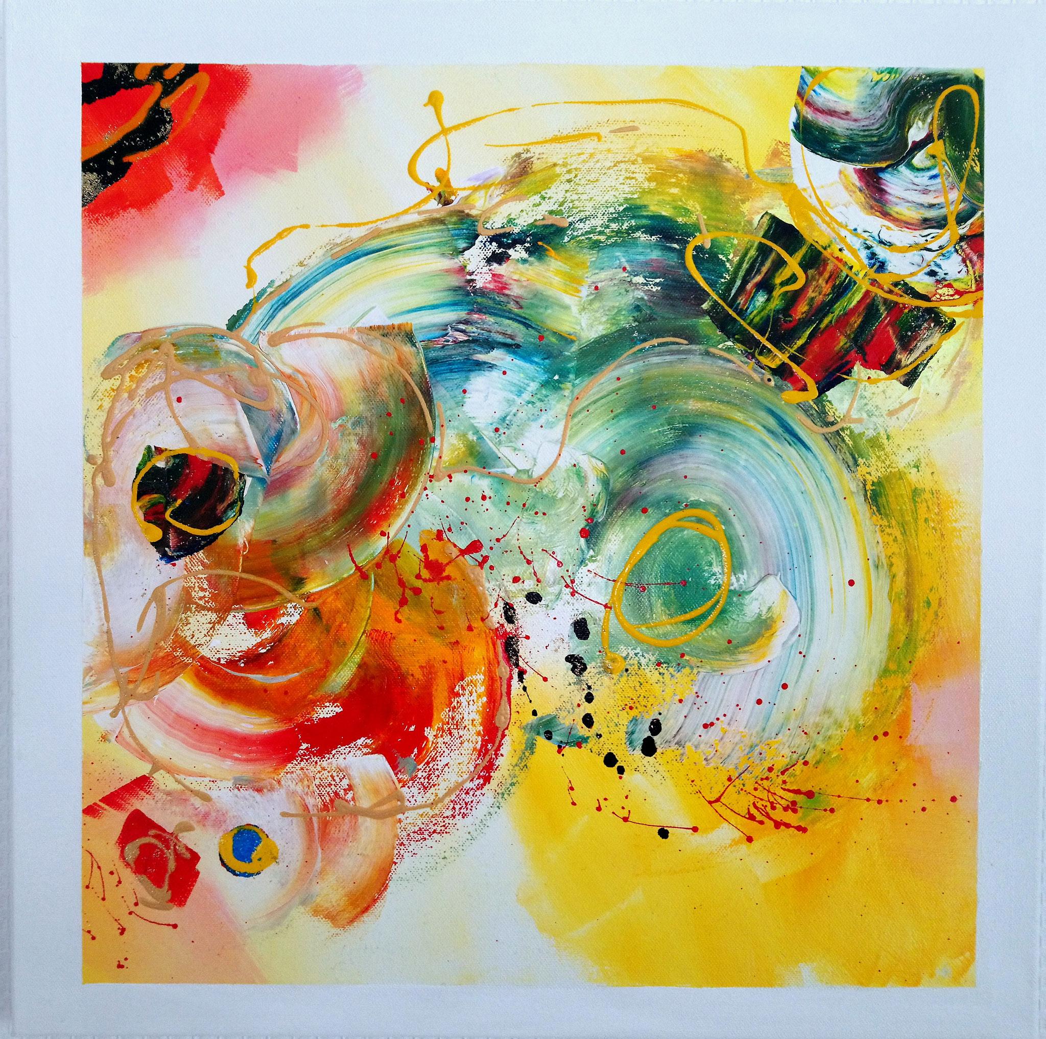 Art 69 - Zirkus (50x50x1,5)