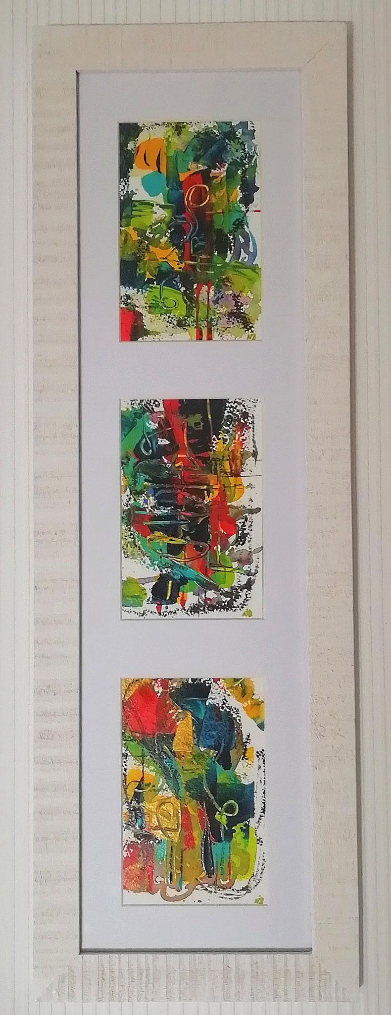 Art 104 - Melody (60x20x2)