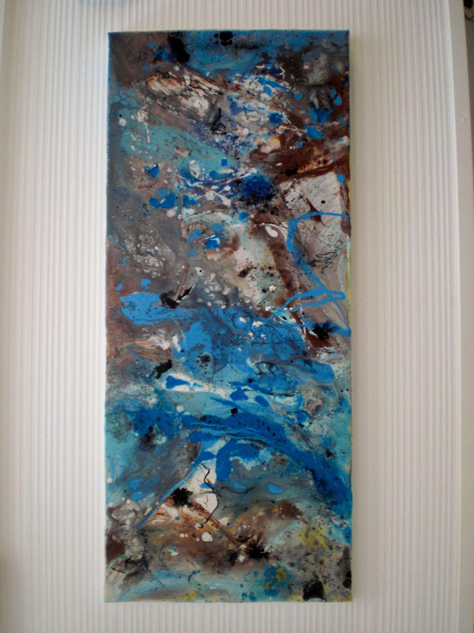 Ozeantiefe (30x70x2) - VERKAUFT